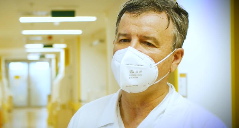 A nyíregyházi kórház közleményben háborodott fel a cikkek miatt, amelyek idézték a helyi intenzív osztály főorvosának szavait