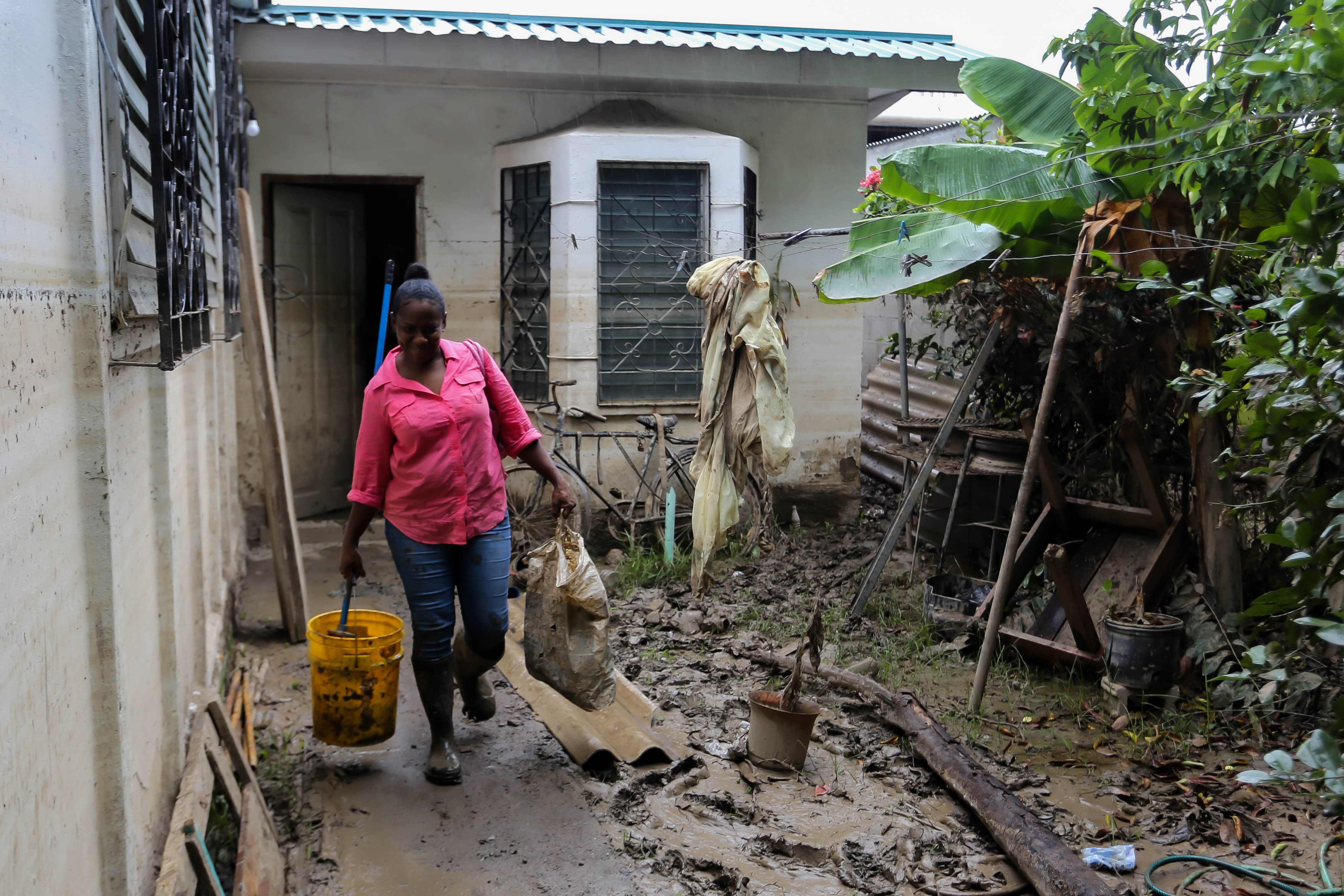 Újabb pusztító hurrikán érkezett Közép-Amerikába