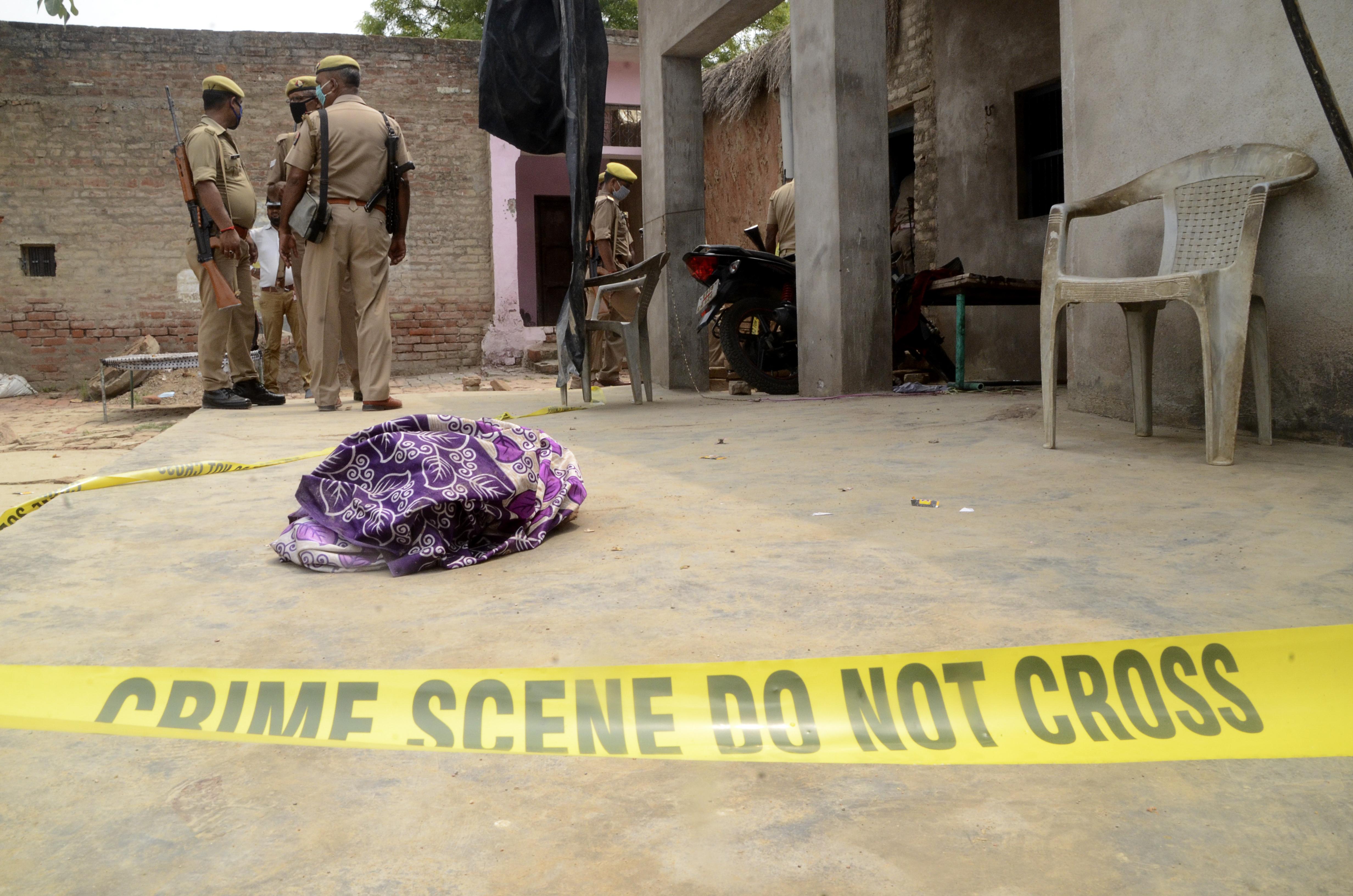 Okkult rituálé miatt öltek meg egy 7 éves kislányt Indiában