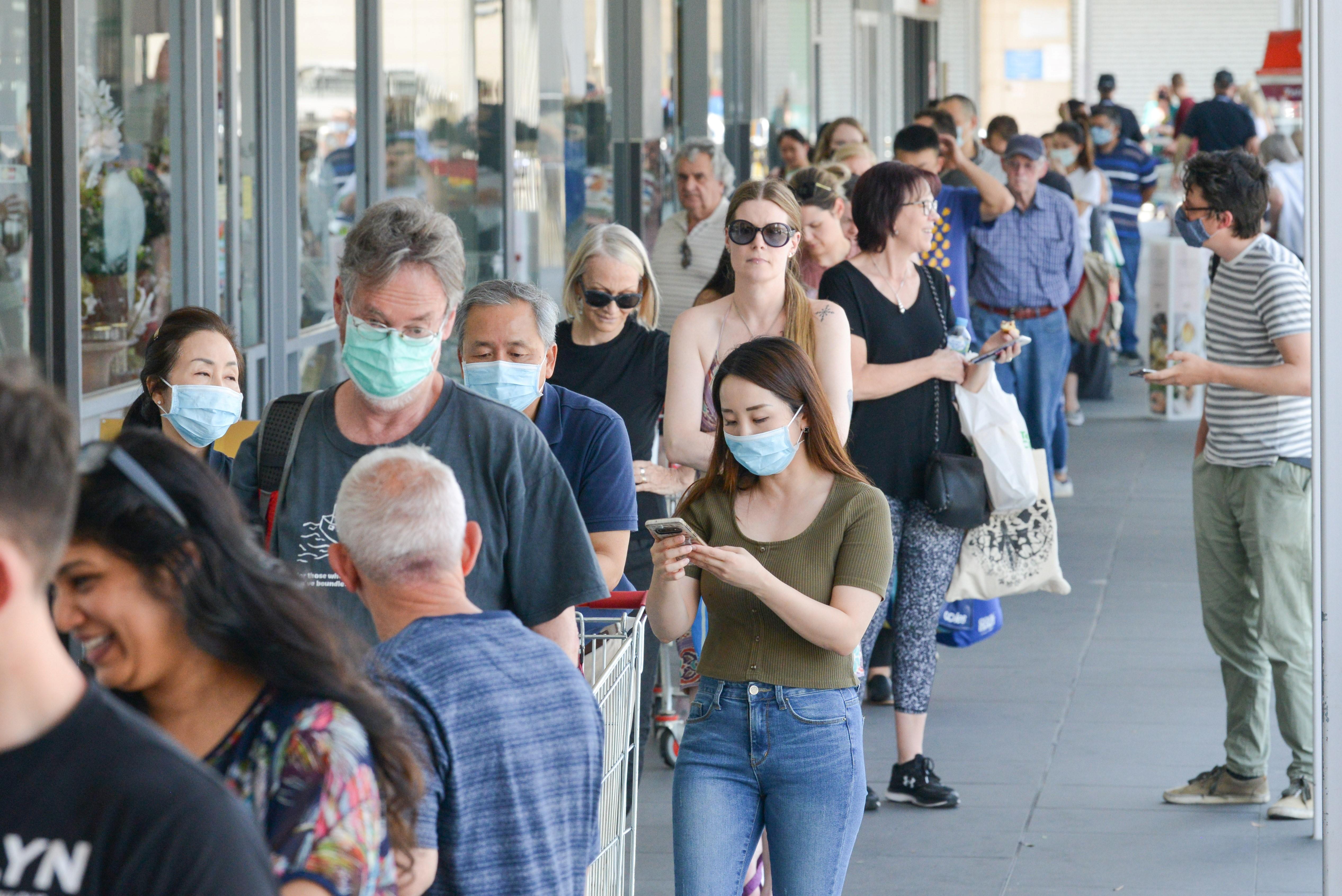 36 fertőzött miatt olyan szigorú intézkedéseket vezettek be egy ausztrál államban, ami még Európa legfertőzöttebb országaiban is alig van