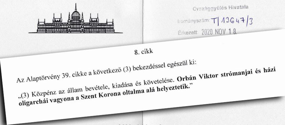 Szabó Tímea az alaptörvénybe írná: Orbán Viktor férfi, Mészáros Lőrinc férfi
