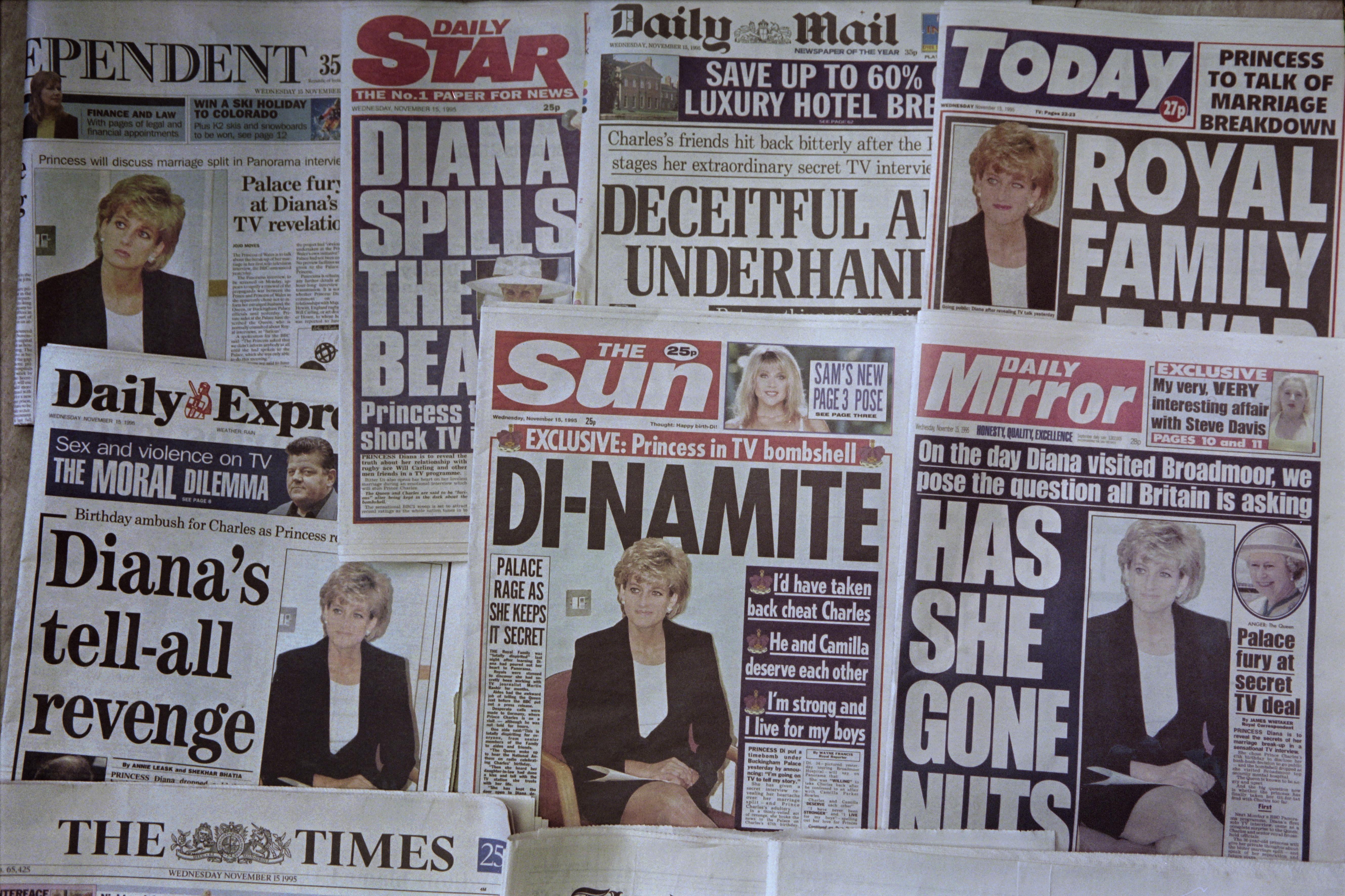 A BBC vizsgálatot indít az 1995-ös Diana hercegné-interjú gyanús körülményei miatt
