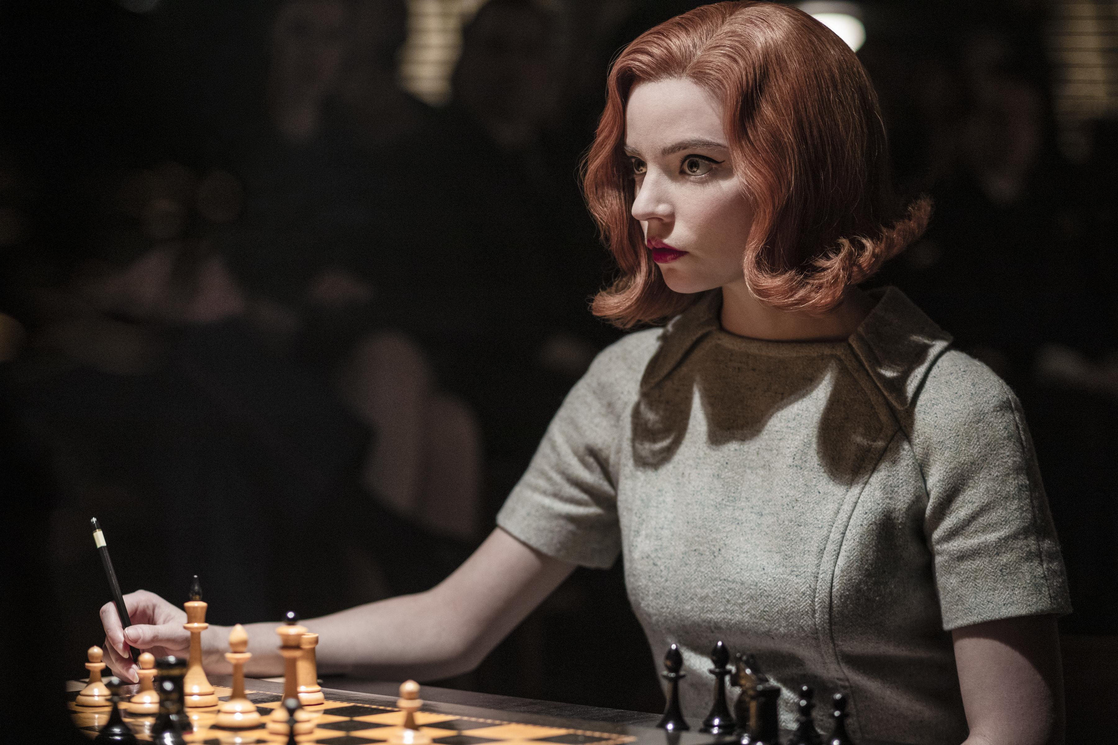 Beperelték a Netflixet a Queen's Gambit miatt