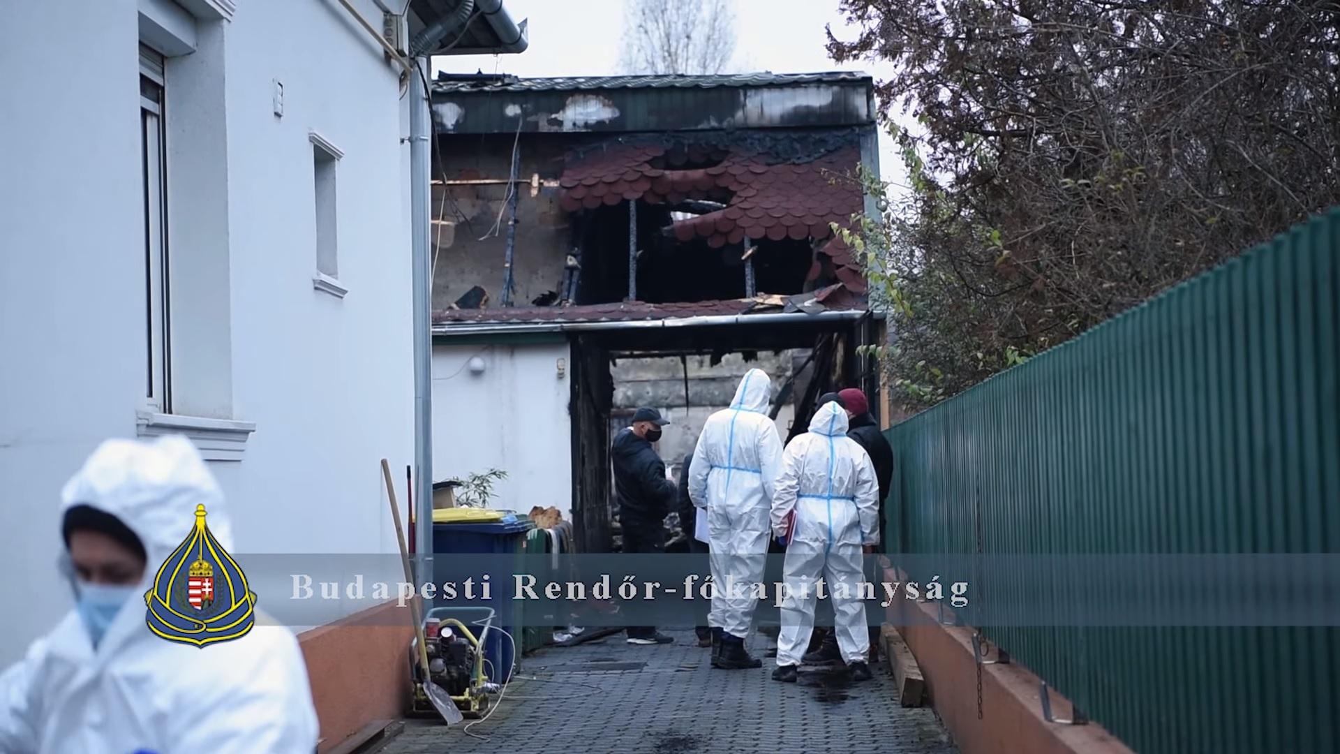 Rágyújtották a házat egy kisfiúra és a nagyszüleire