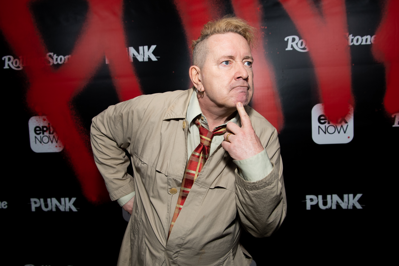 Johnny Rotten bolhás lett, miután összebarátkozott pár mókussal