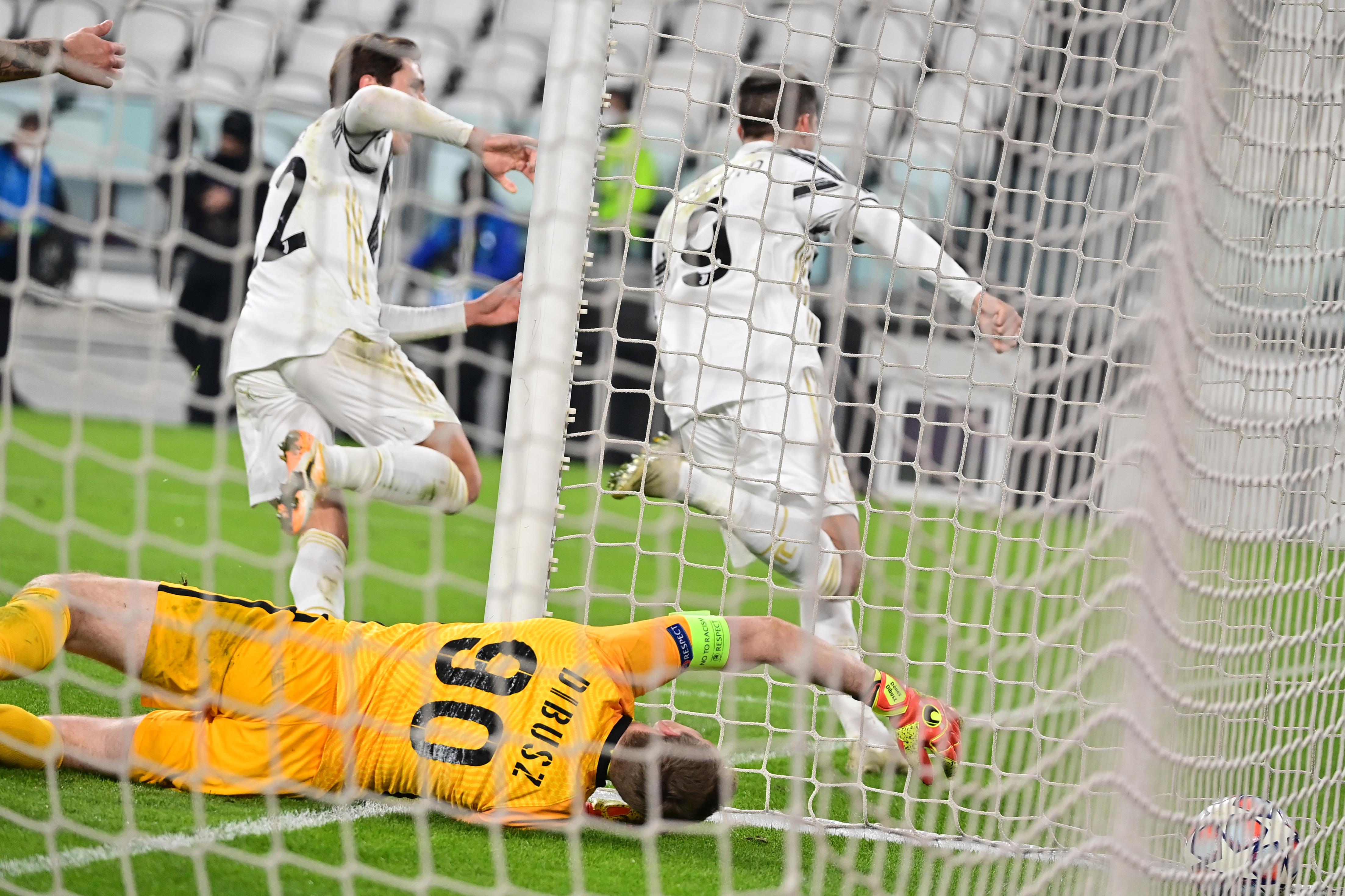 A hosszabbításban kapott góllal kapott ki a Fradi a Juventus ellen Torinóban