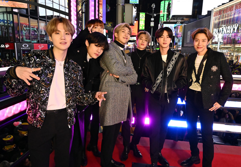 A BTS lett 2020 legkelendőbb zenei produkciója