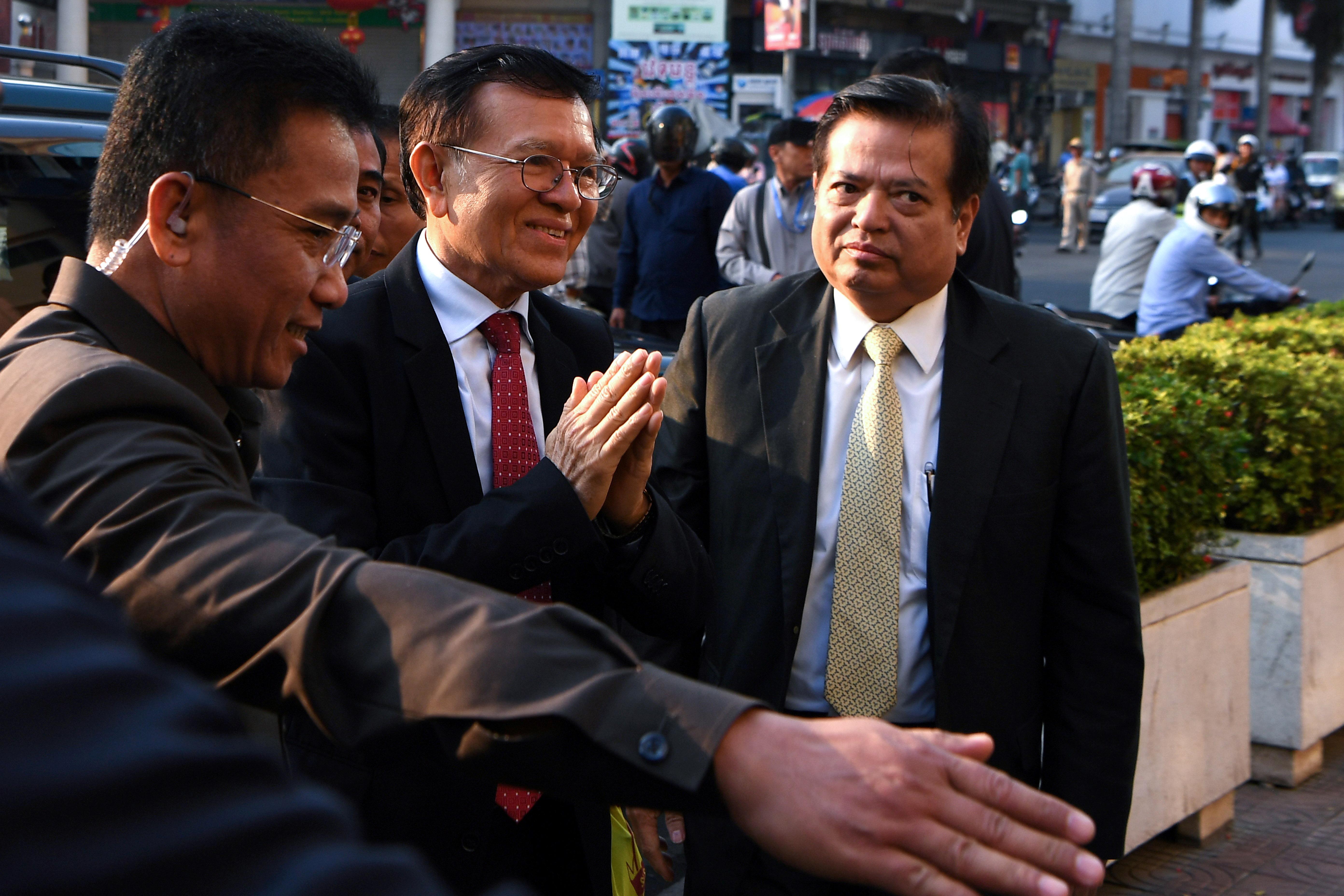 130 ellenzéki politikust állítottak bíróság elé Kambodzsában