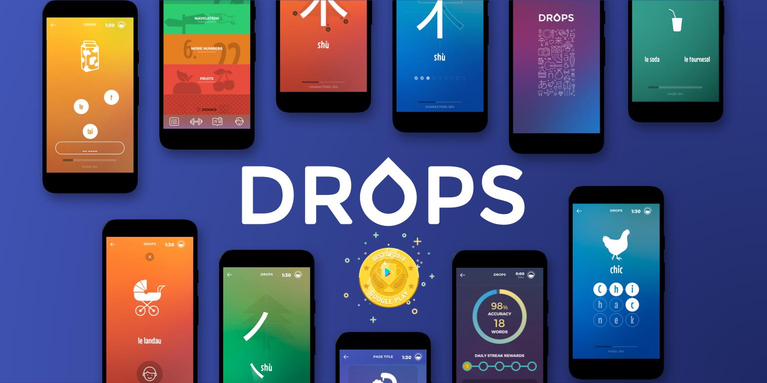 9,4 milliárd forintért vásárolták fel a világ egyik legmenőbb telefonos nyelvtanuló appját, a Drops-ot, amit 2 magyar talált ki
