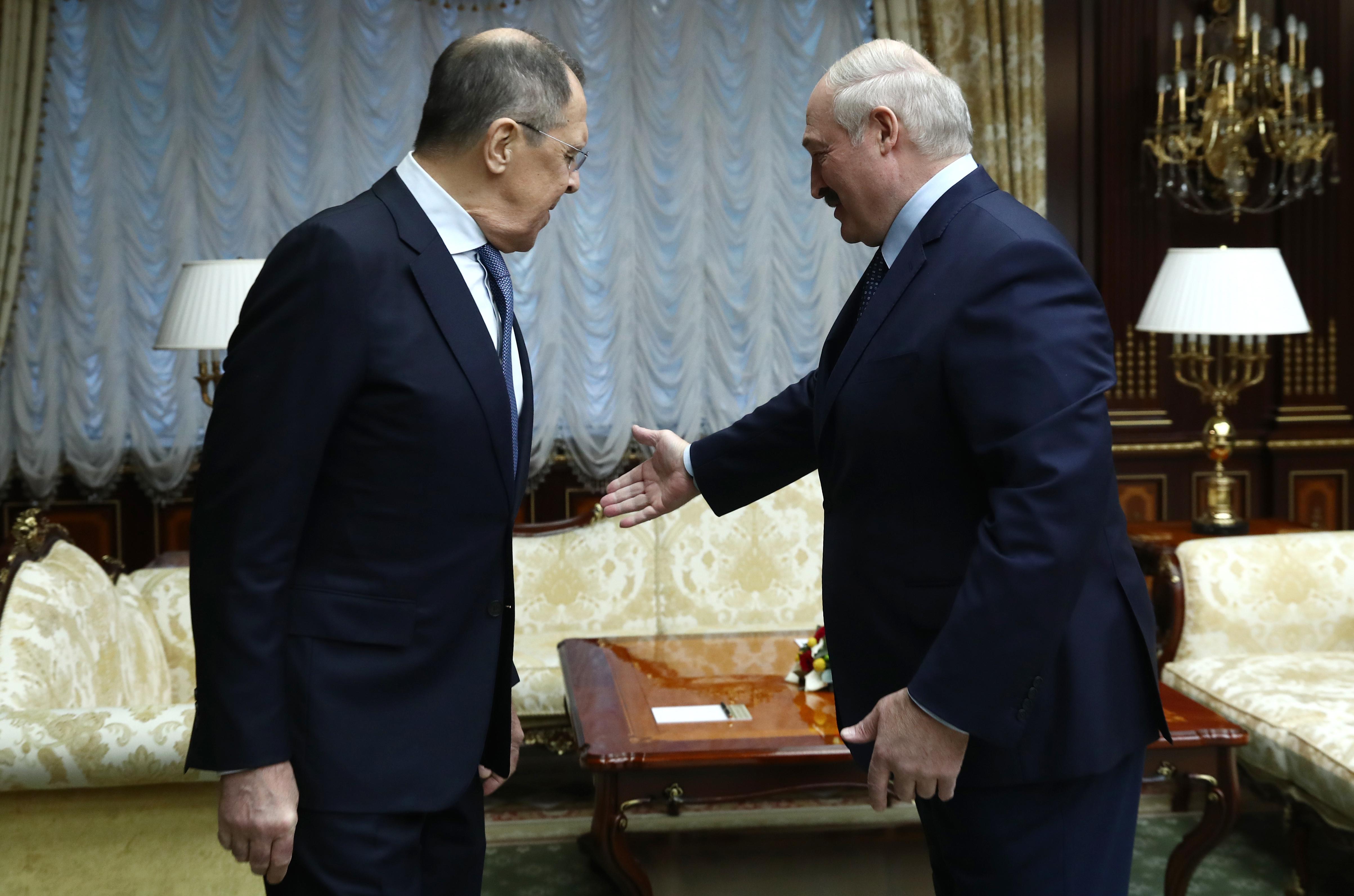 Lukasenka mintha a távozására utalgatott volna