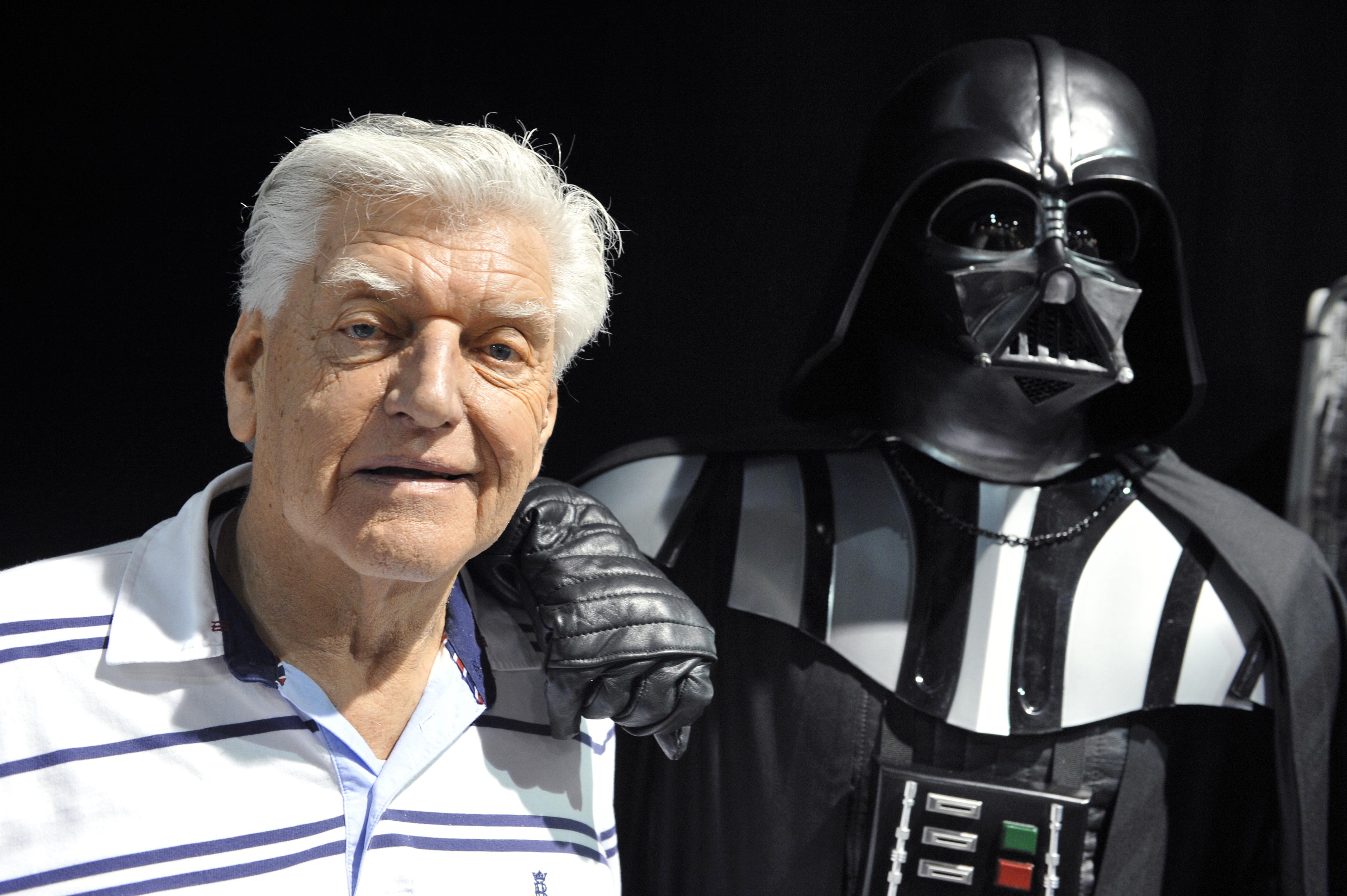 Meghalt a Darth Vadert alakító David Prowse
