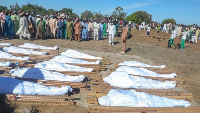 Több mint 40 földművest gyilkoltak meg a Boko Haram tagjai Nigériában
