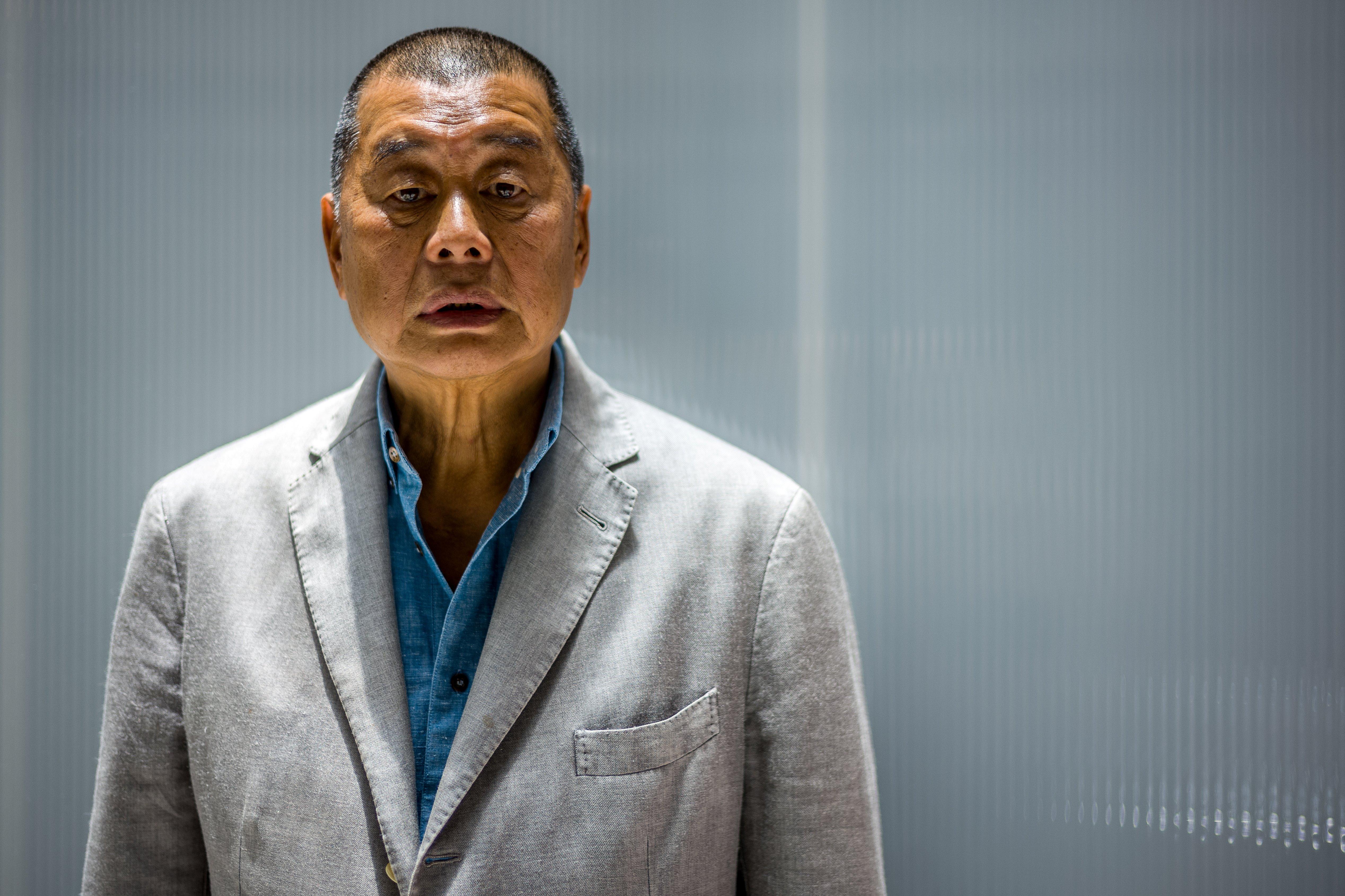 Egy év börtönre ítélték Jimmy Lai hongkongi ellenzéki médiavállalkozót