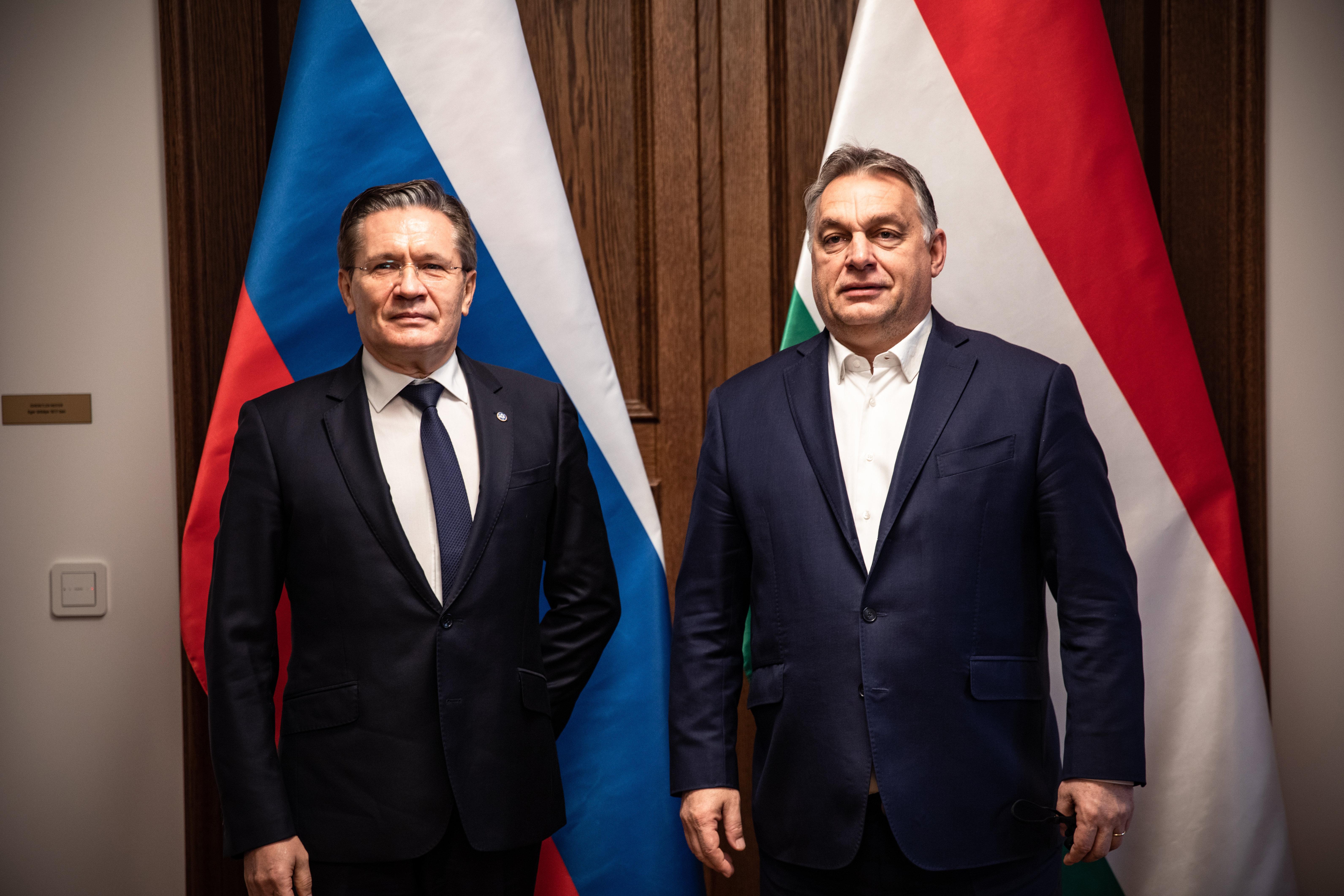 Orbán biztosította az oroszokat, hogy jövő ilyenkor talán elkezdődhet Paks 2 építése