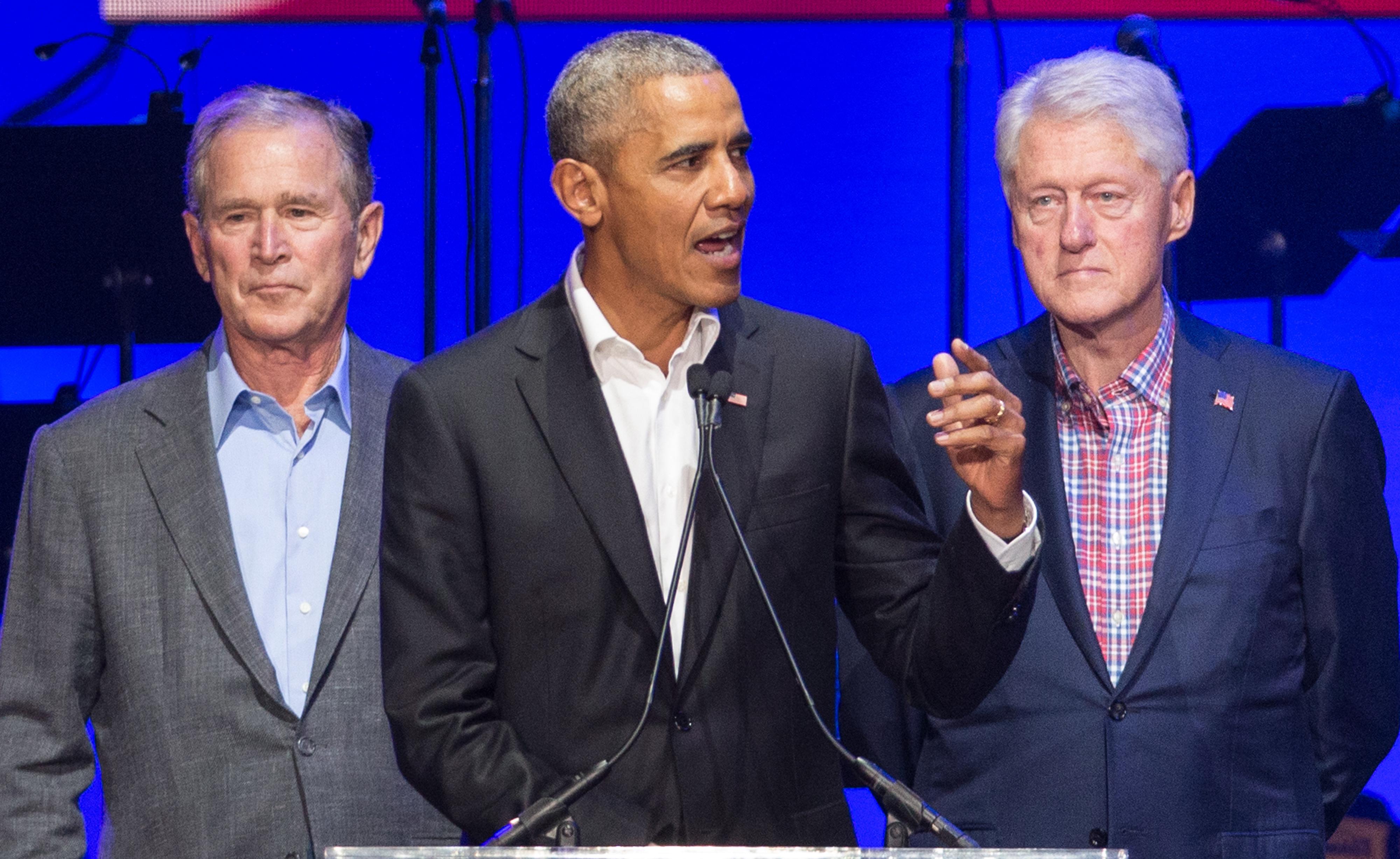 Obama, Bush és Clinton is kamerák előtt oltatná be magát koronavírus ellen
