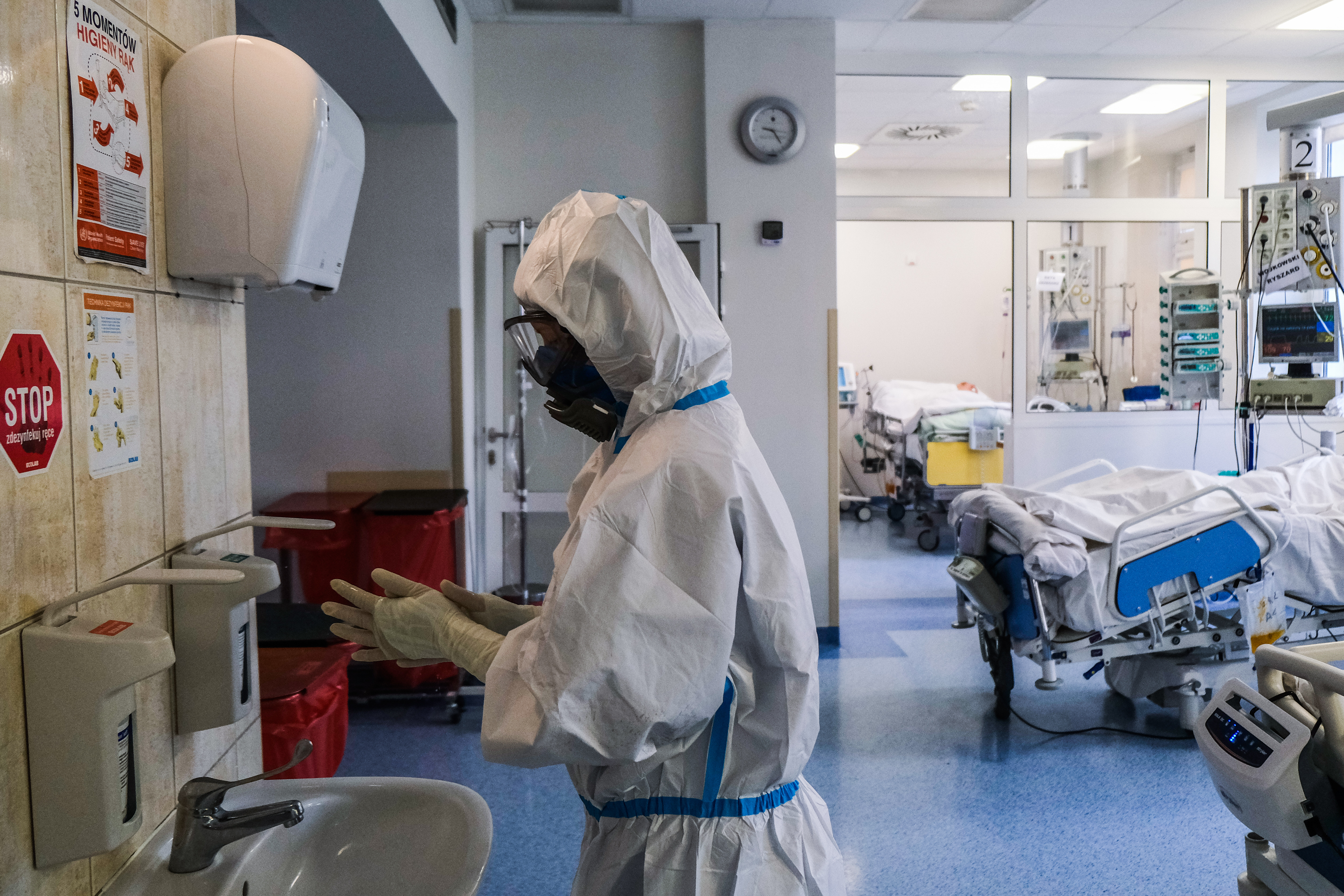 Sok beteg nem közvetlenül a koronavírusba hal bele, hanem az intenzív osztályon kapott különféle fertőzésekbe