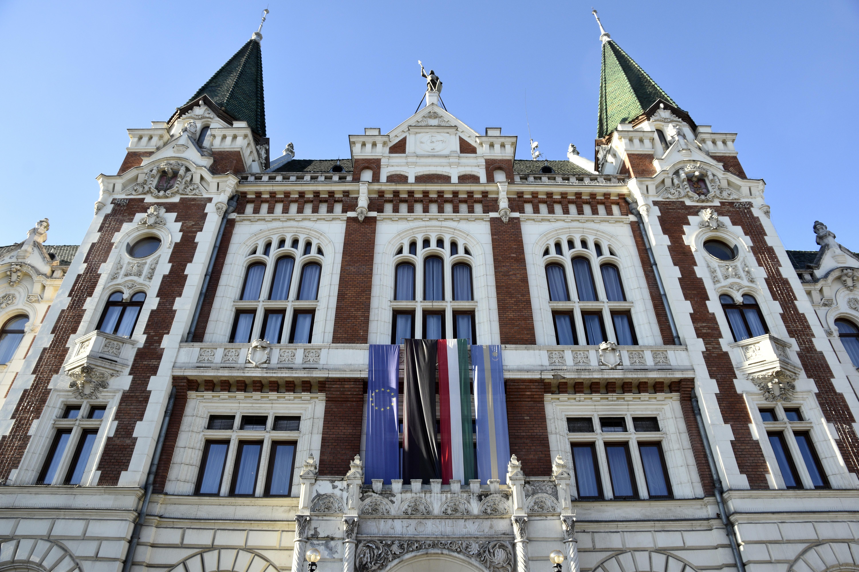 Magyarországon éppen megszüntetik az önkormányzatiságot