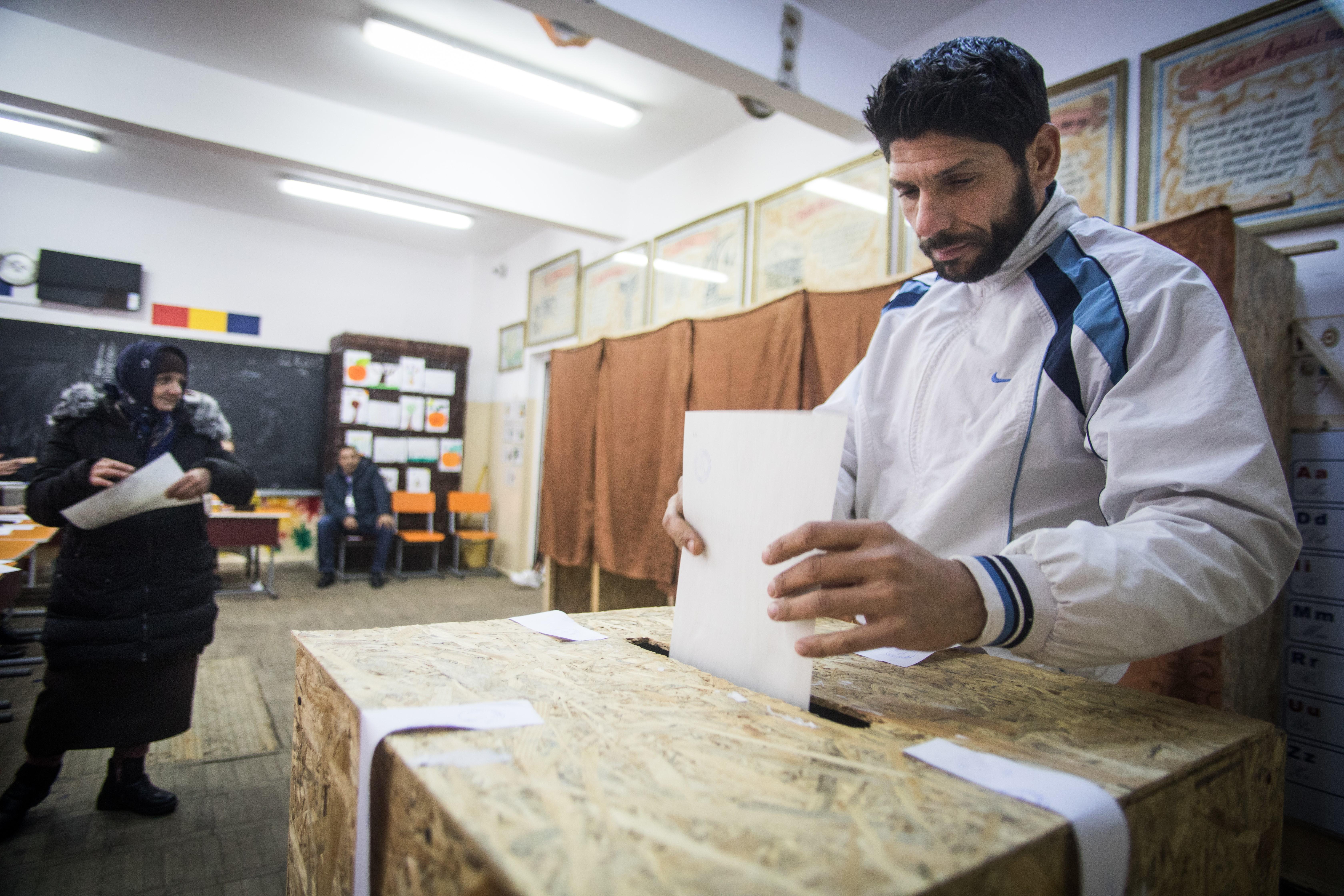 Az exit poll felmérés szerint a PSD nyerte a romániai választást
