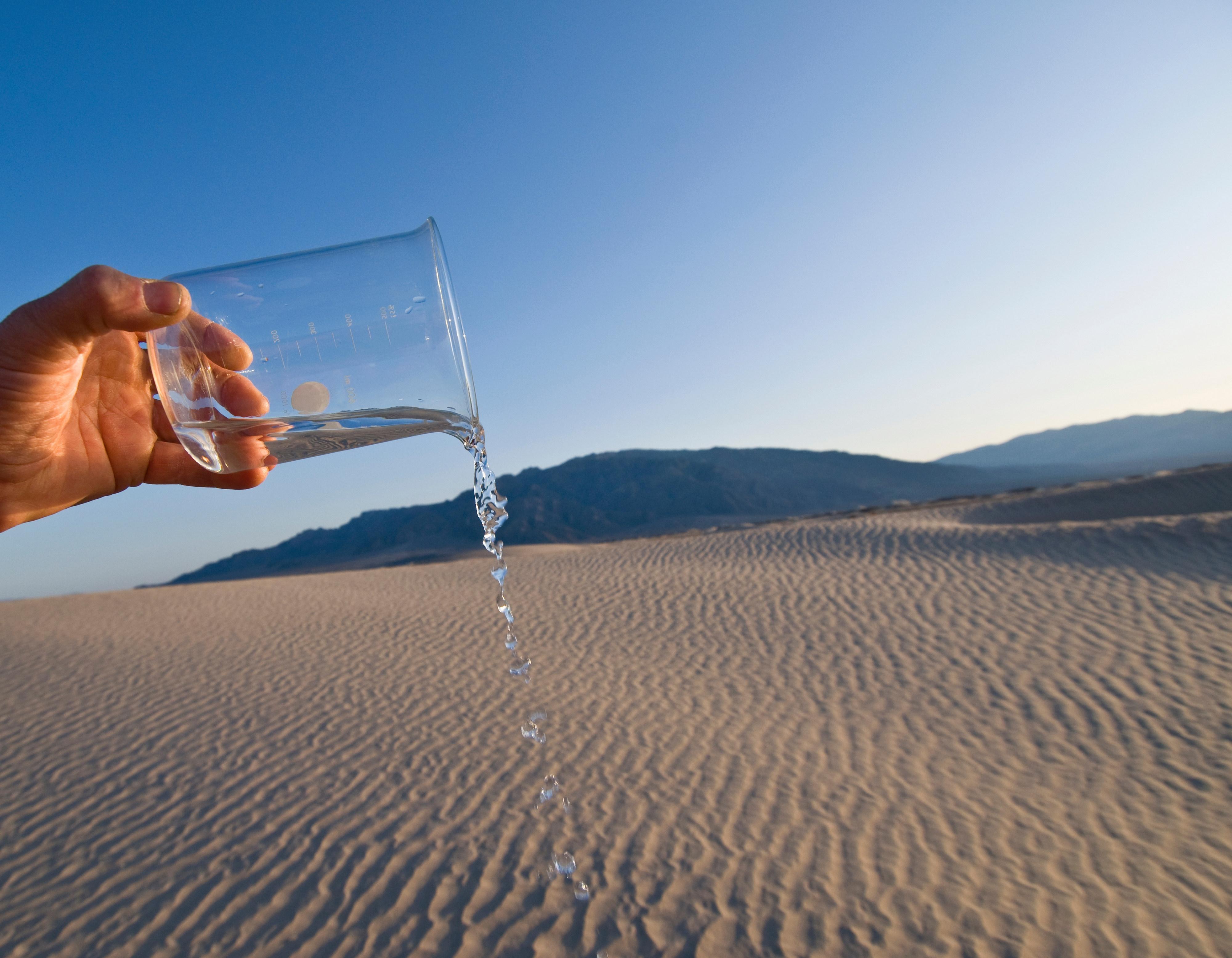 Először lehet vízhiányra spekulálni az amerikai tőzsdén