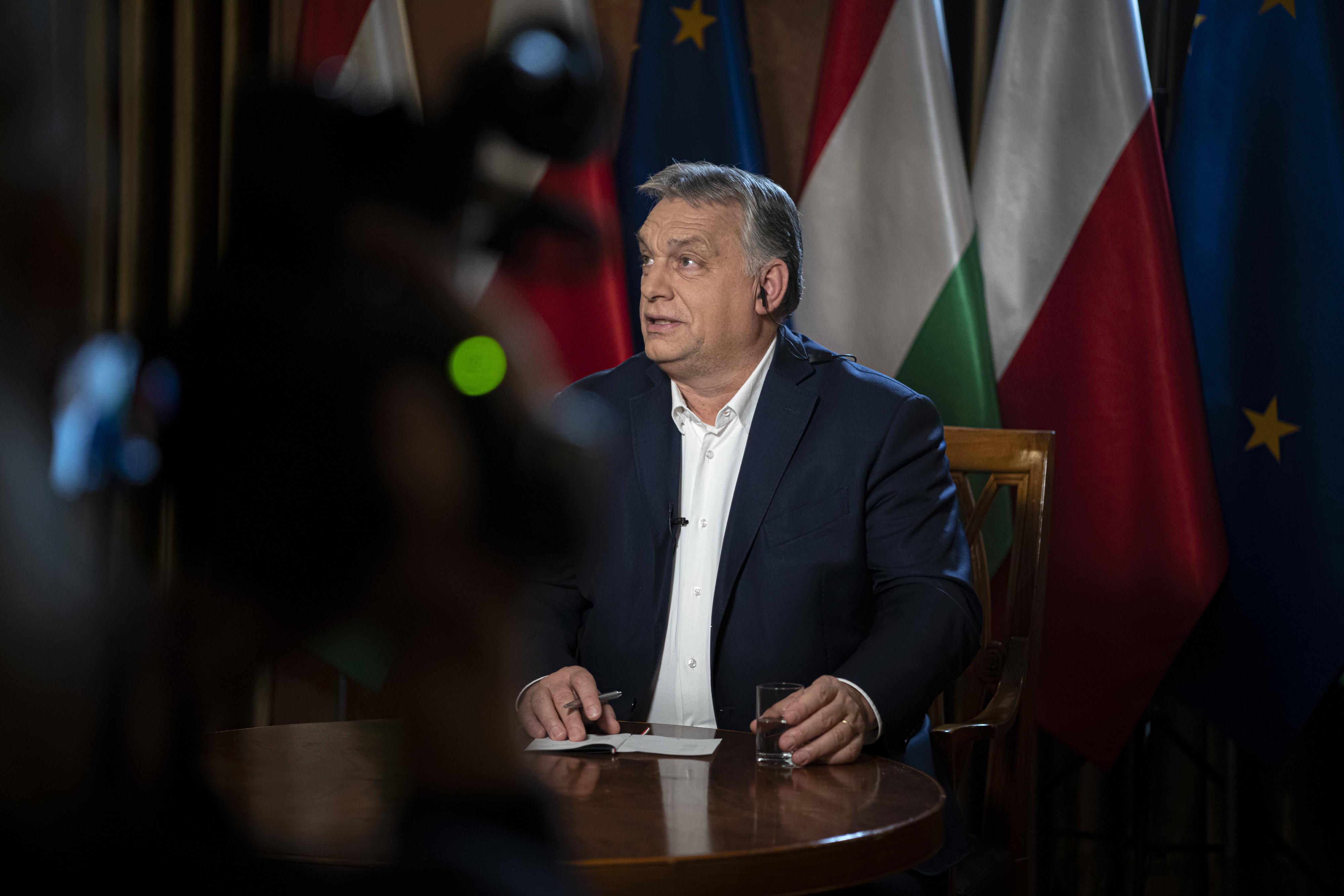 Orbán: Jó esélyünk van a győzelemre az EU-s költségvetési vitában