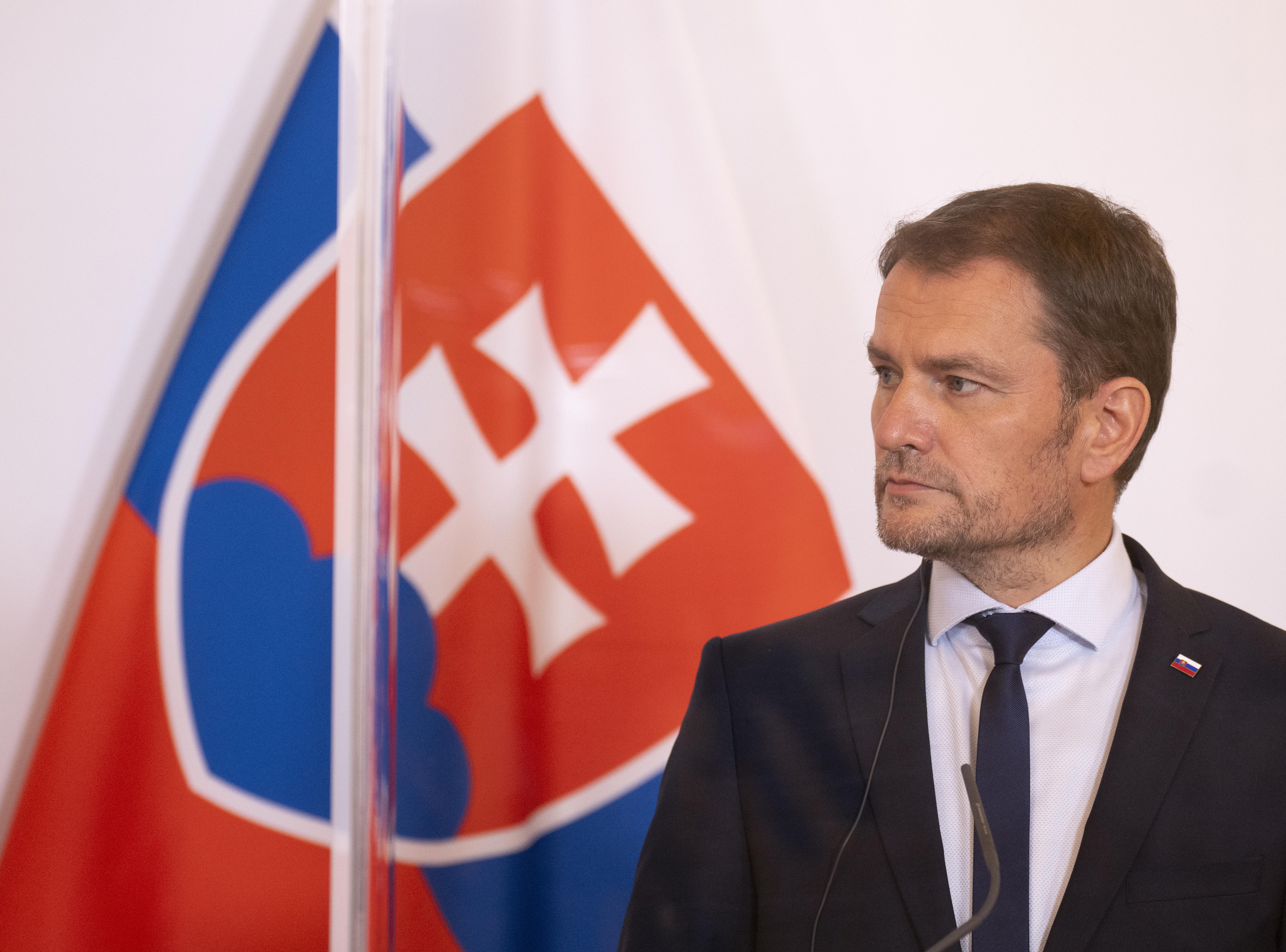 Szlovákia nem vásárol orosz vakcinát