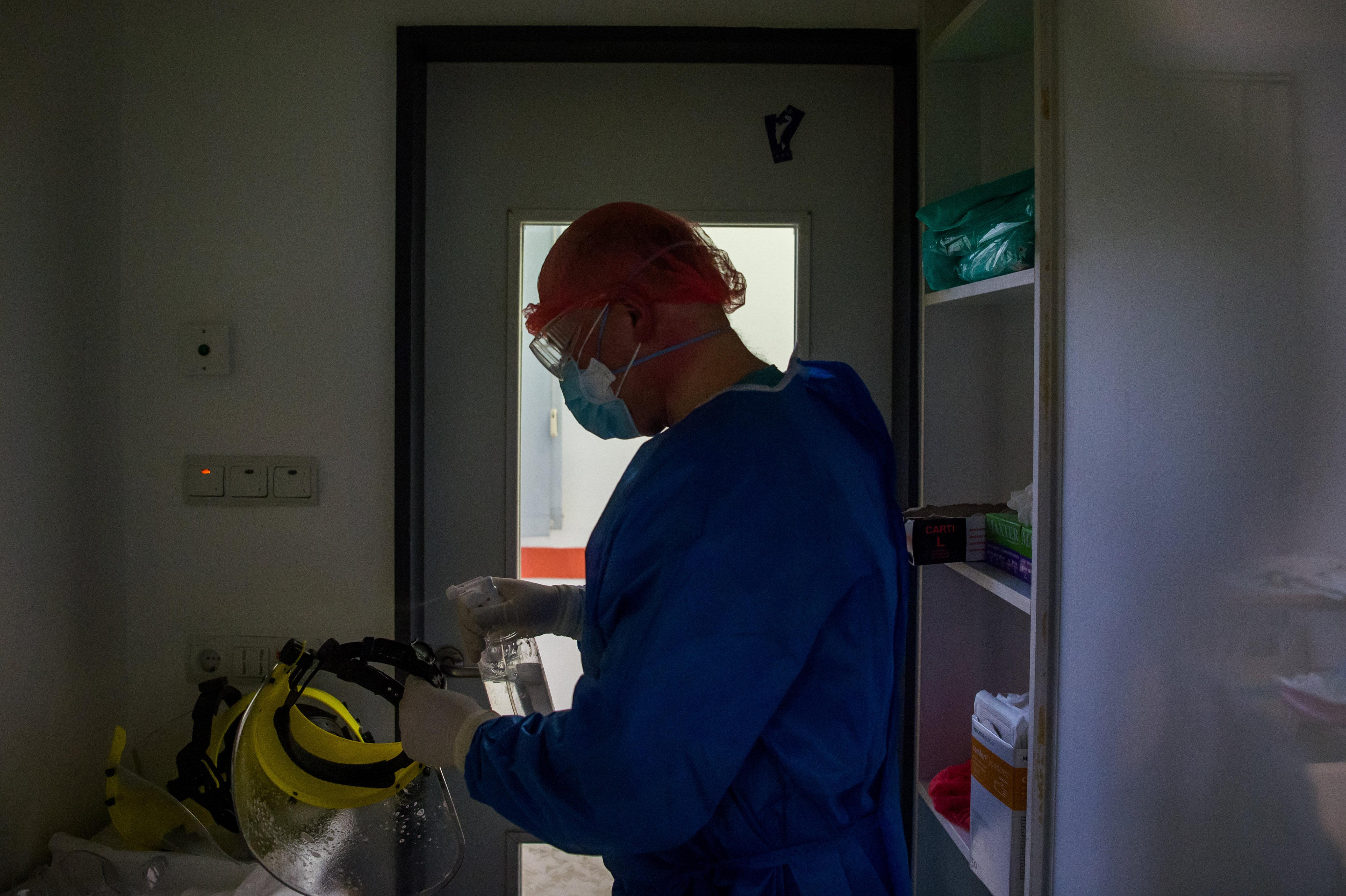 Kevés teszttel kevés új fertőzöttet találtak