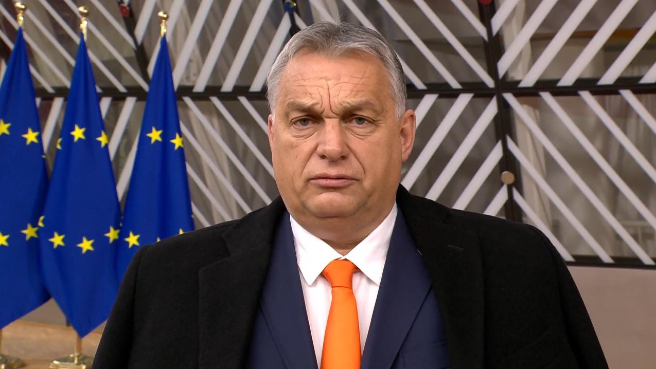 Orbán szerint a józan ész győzelméért küzdenek az uniós csúcson