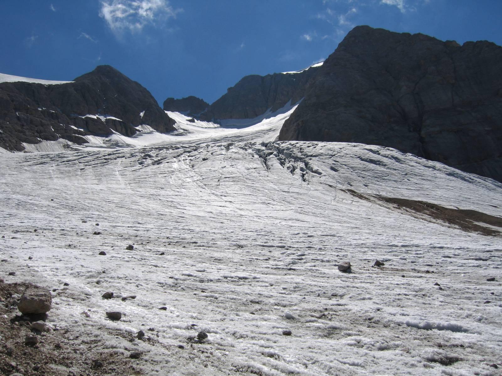 150 év alatt a felüknél is kisebbre zsugorodtak az olaszországi gleccserek