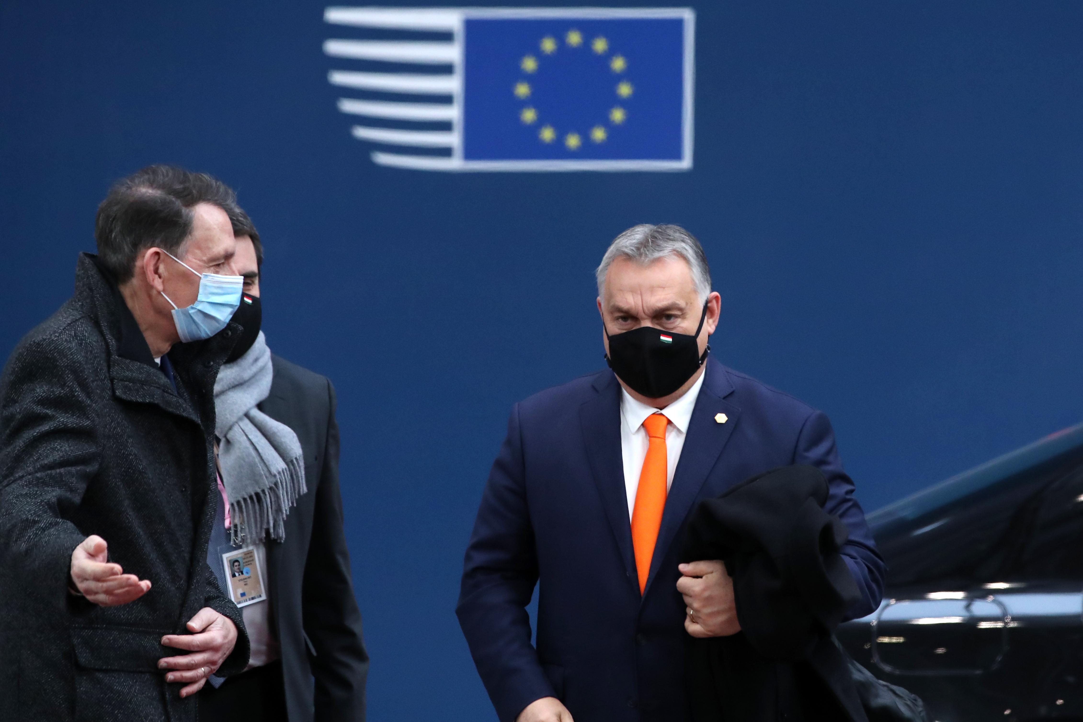 Orbán szerint győzelem, az ellenzék szerint kudarc az EU-s megállapodás