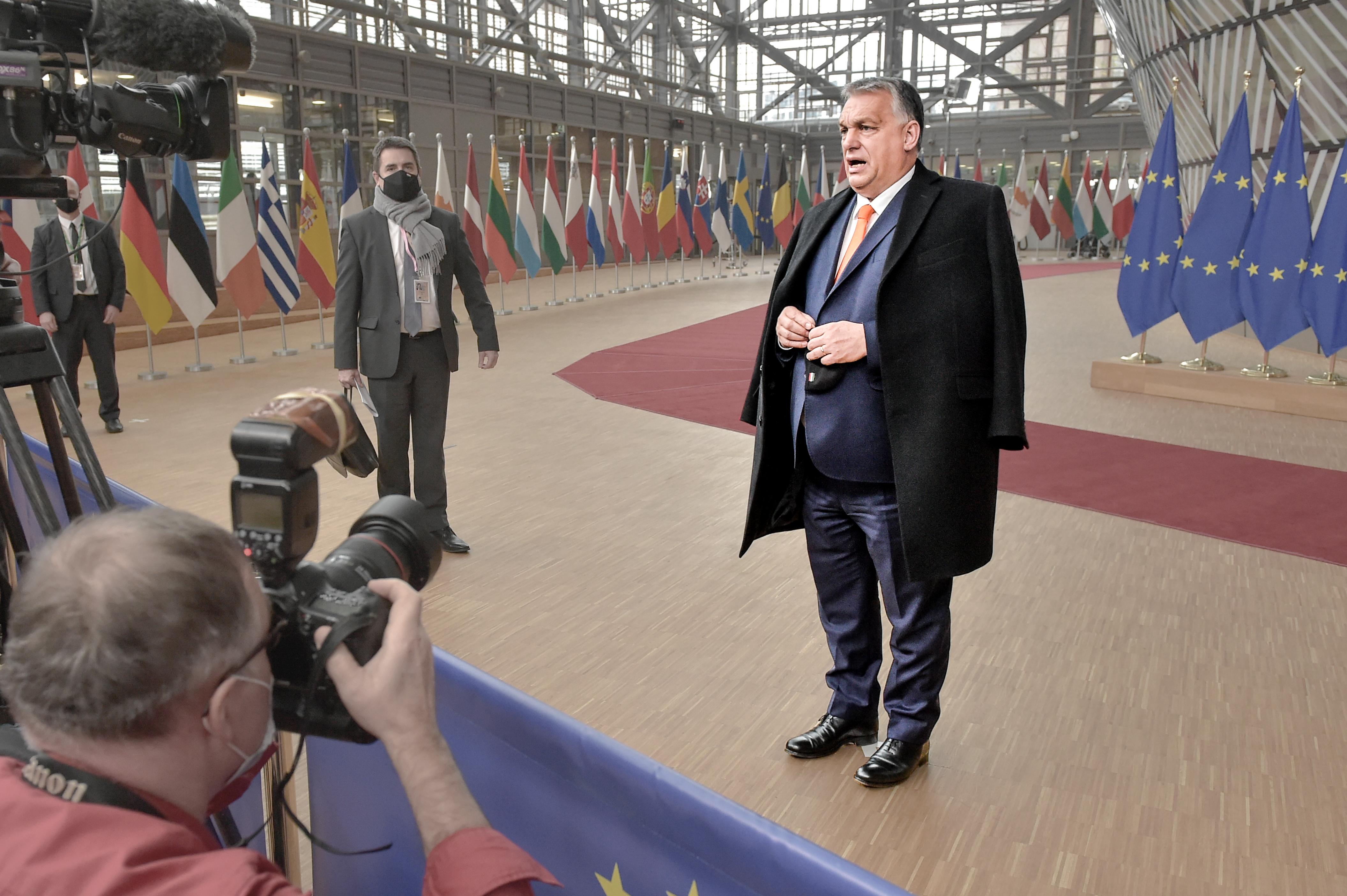 Orbán: Az EU nyert, Soros veszített