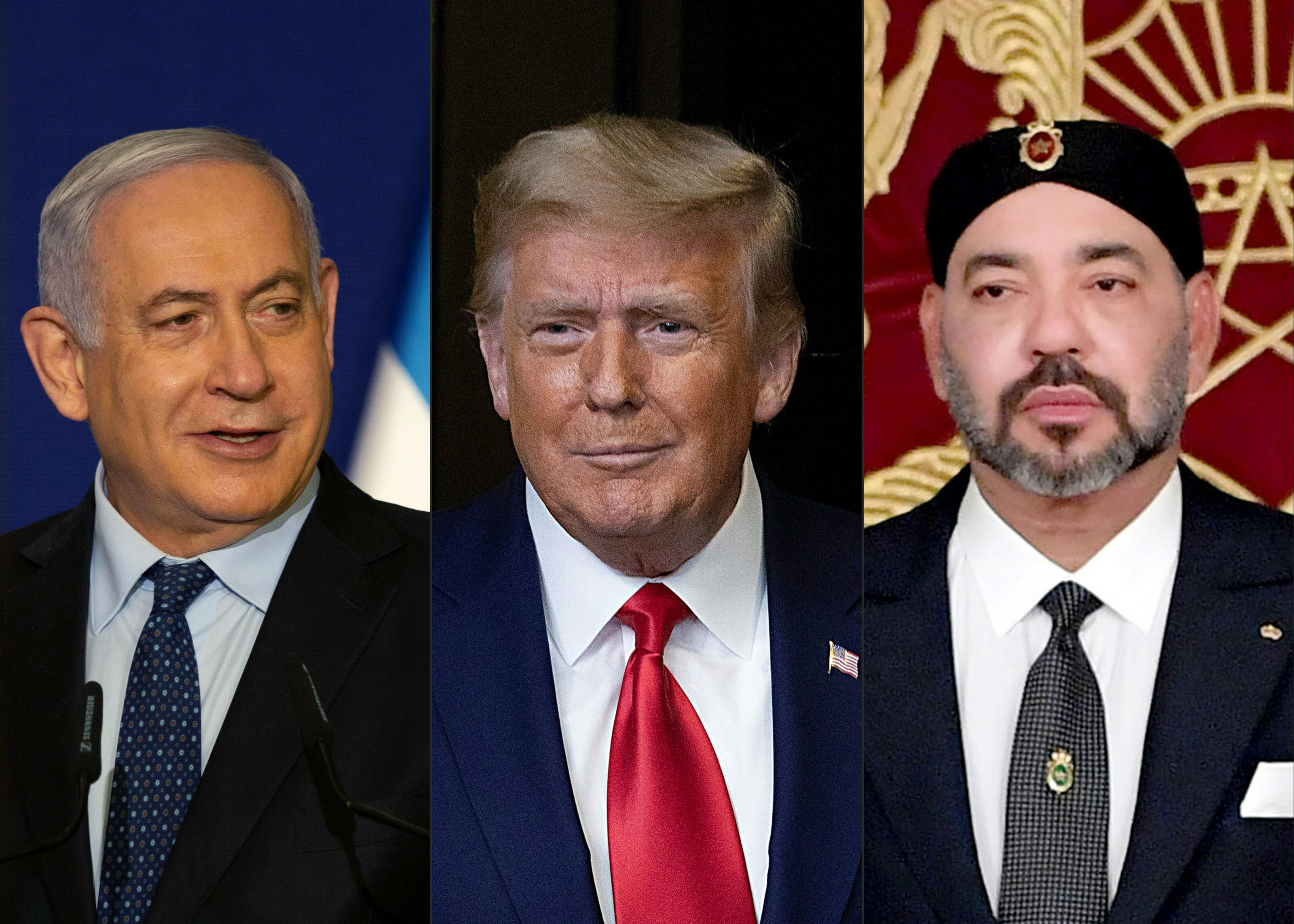 Marokkó elismeri Izraelt, cserébe az USA elismeri, hogy a Nyugat-Szahara Marokkóé