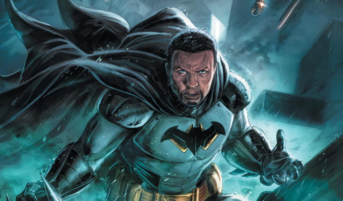 Fekete lesz a következő Batman