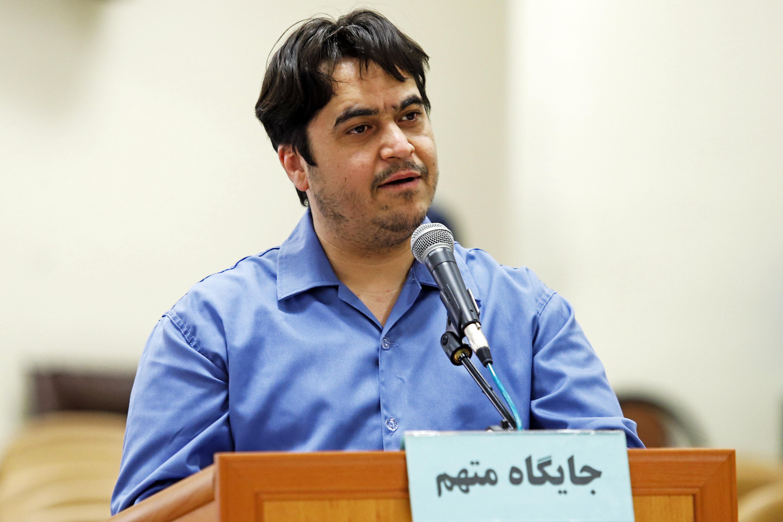Iránban kivégeztek egy ellenzéki újságírót