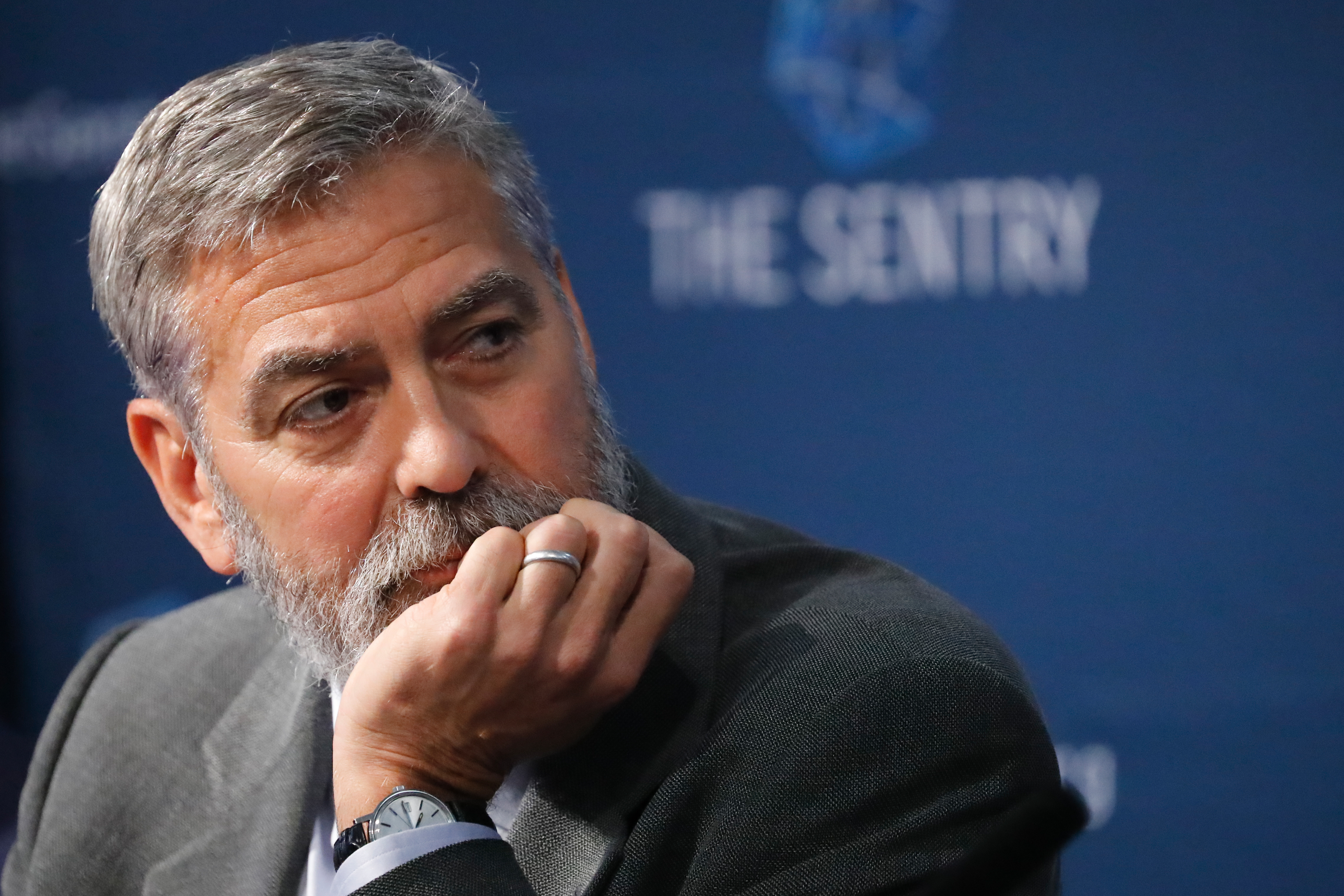 George Clooney visszatér: Azért éri meg szembeszállni Orbánnal, hogy a gyerekeim jobb világban élhessenek
