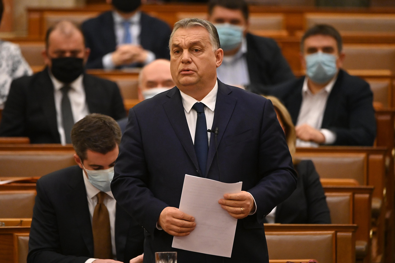 Orbán: A vírus nem én vagyok