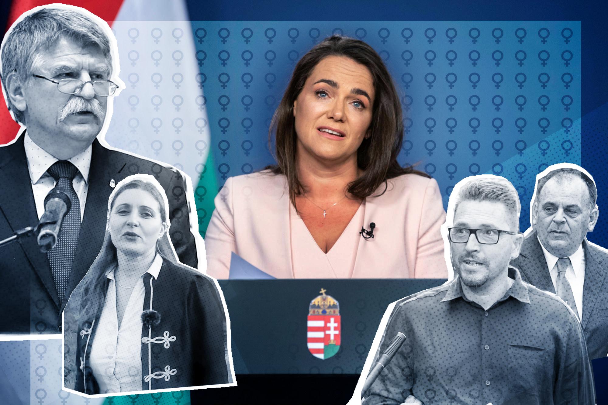 Még ha kedvesen is mondja, akkor is szülőgépnek minősíti a nőket Novák miniszter