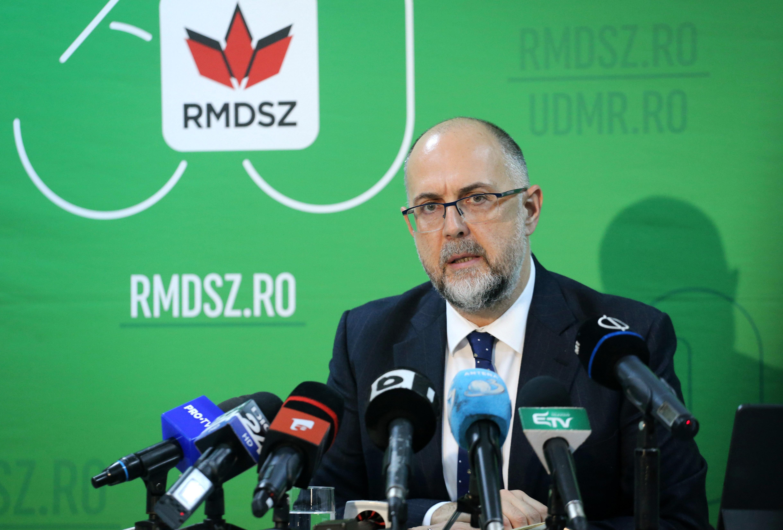 Három minisztériumot kapott az új román kormányban az RMDSZ