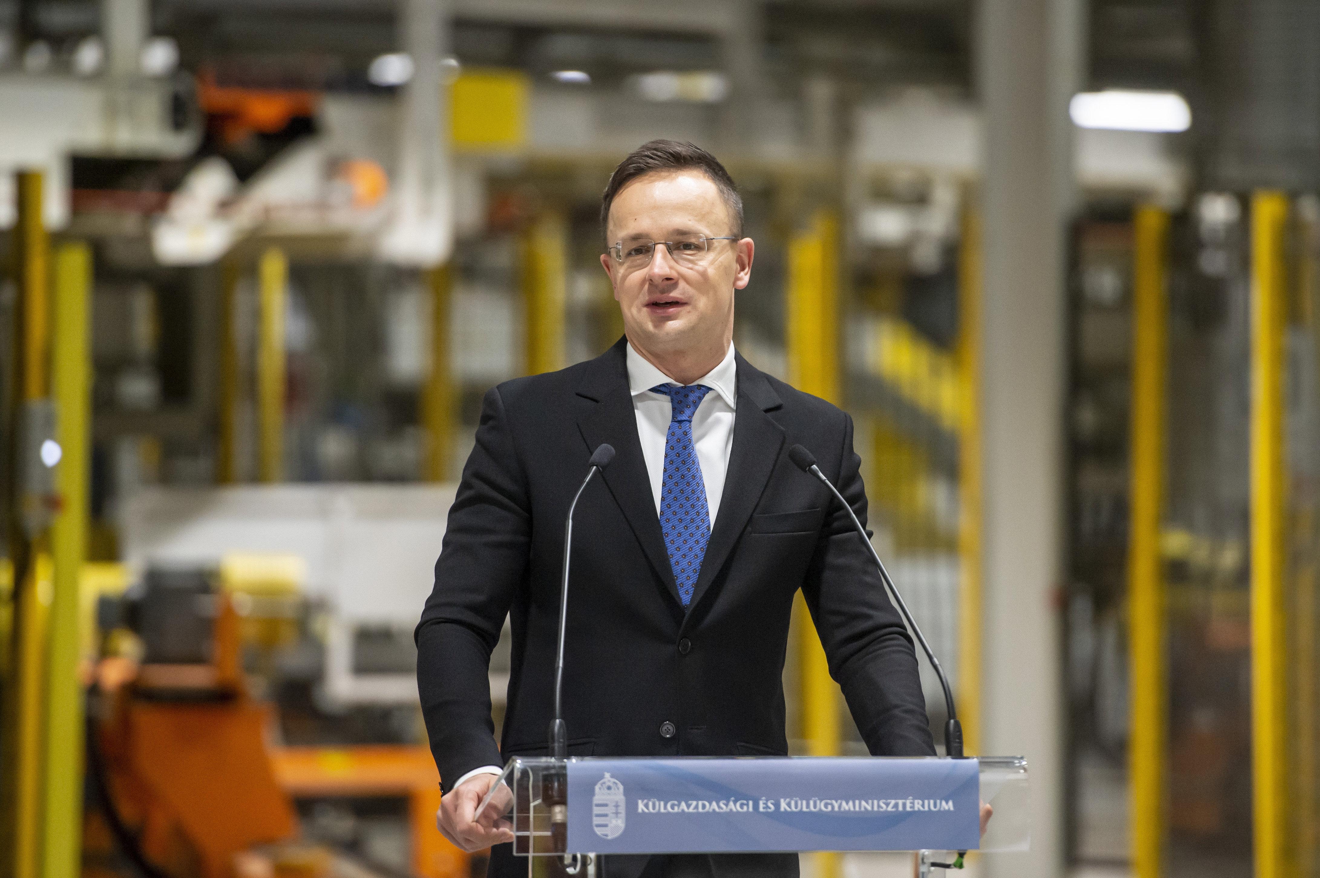 2,3 milliárd dolláros beruházással épít akkumulátorgyárat egy dél-koreai vállalat Magyarországon