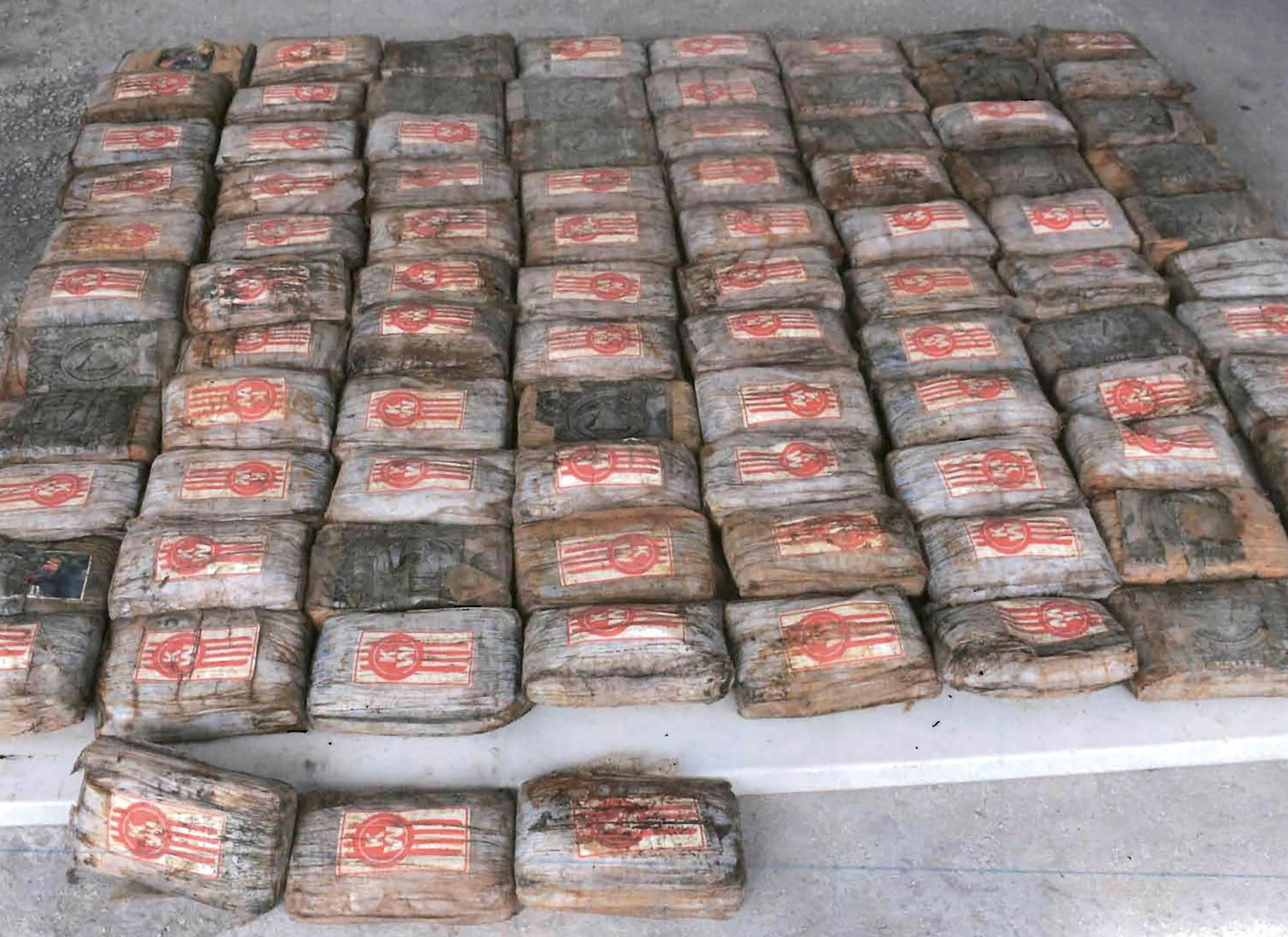Kokainnal teli szellemhajó sodródott partra a Marshall-szigeteken
