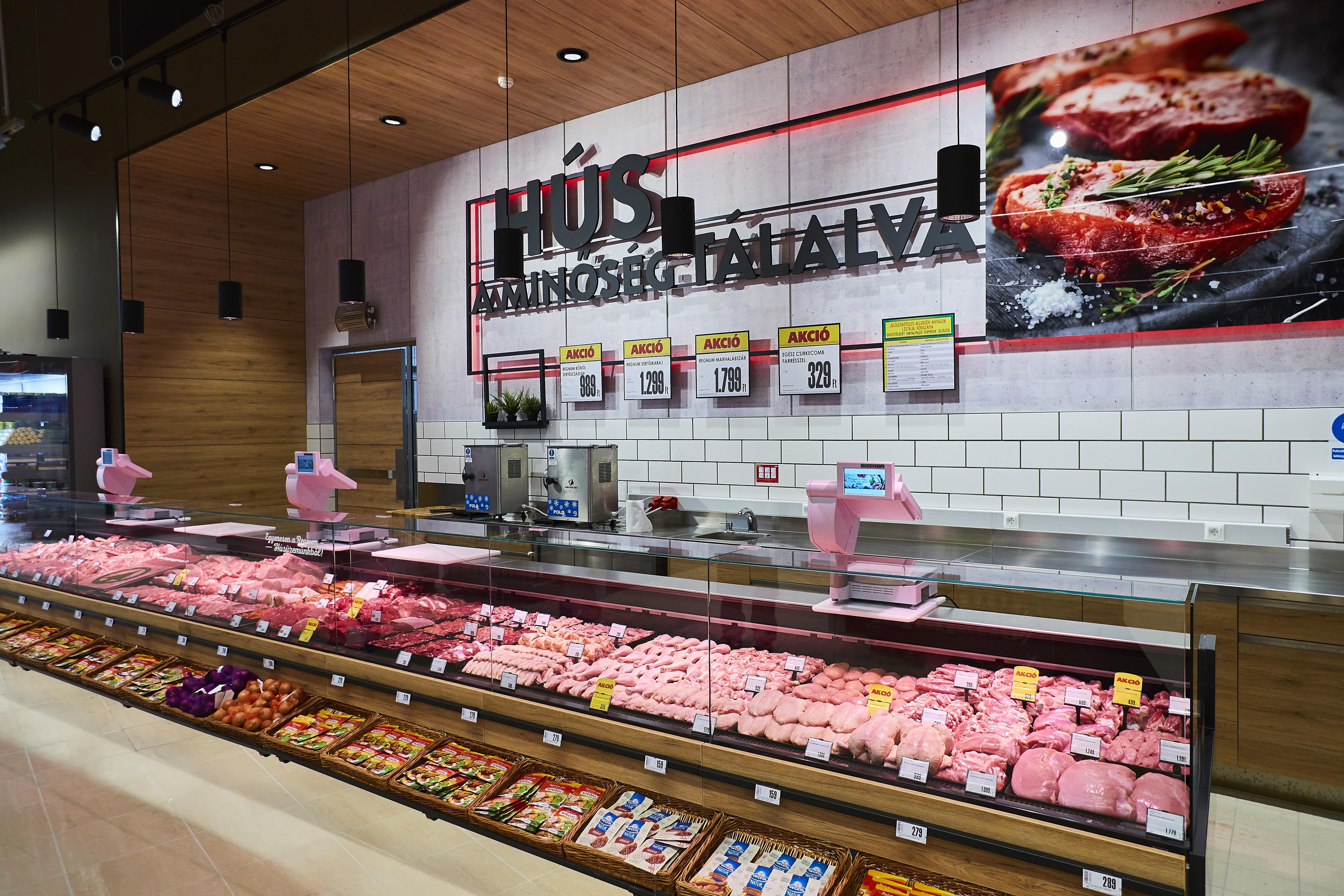 Frisshúsban a SPAR a legkedveltebb kiskereskedelmi lánc