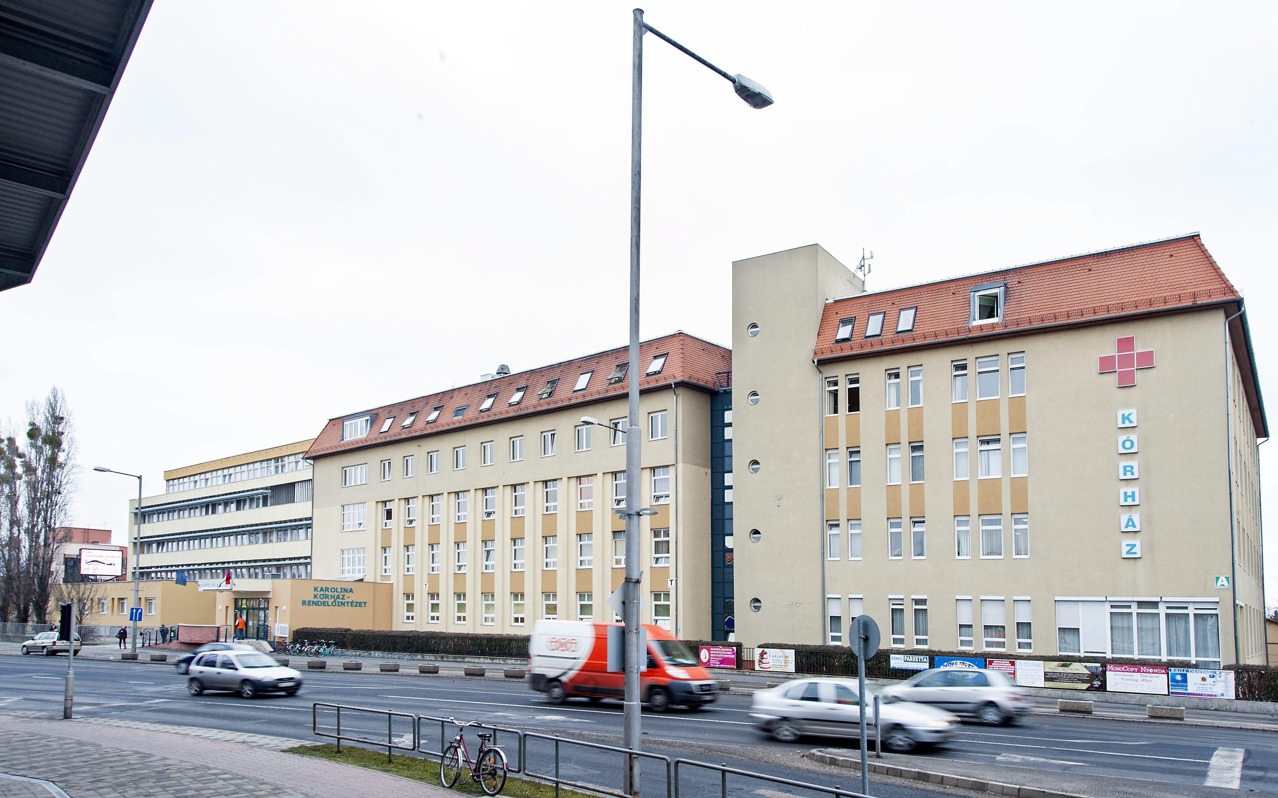 Nyílt levélben vár magyarázatot a mosonmagyaróvári polgármester, miért omlott össze az ellátás a helyi kórházban