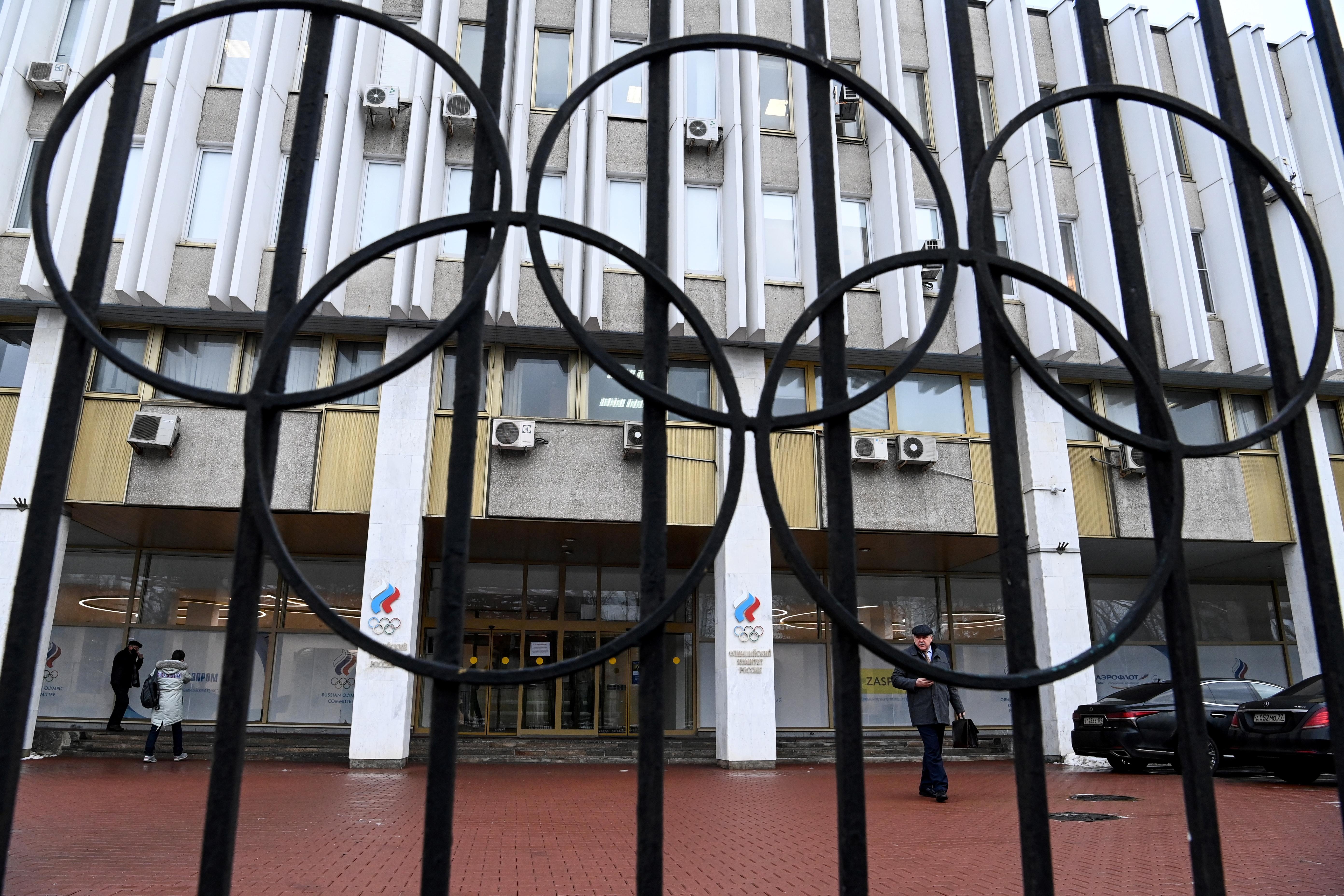 Két évre eltiltották Oroszországot a világ nagy sporteseményeiről
