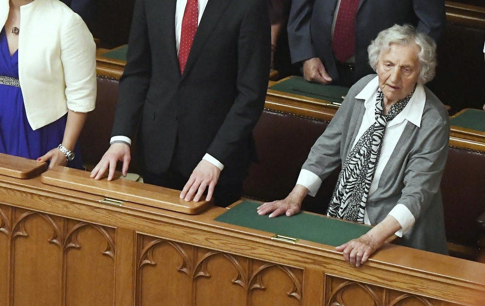Meghalt Orbán Viktor nagymamája