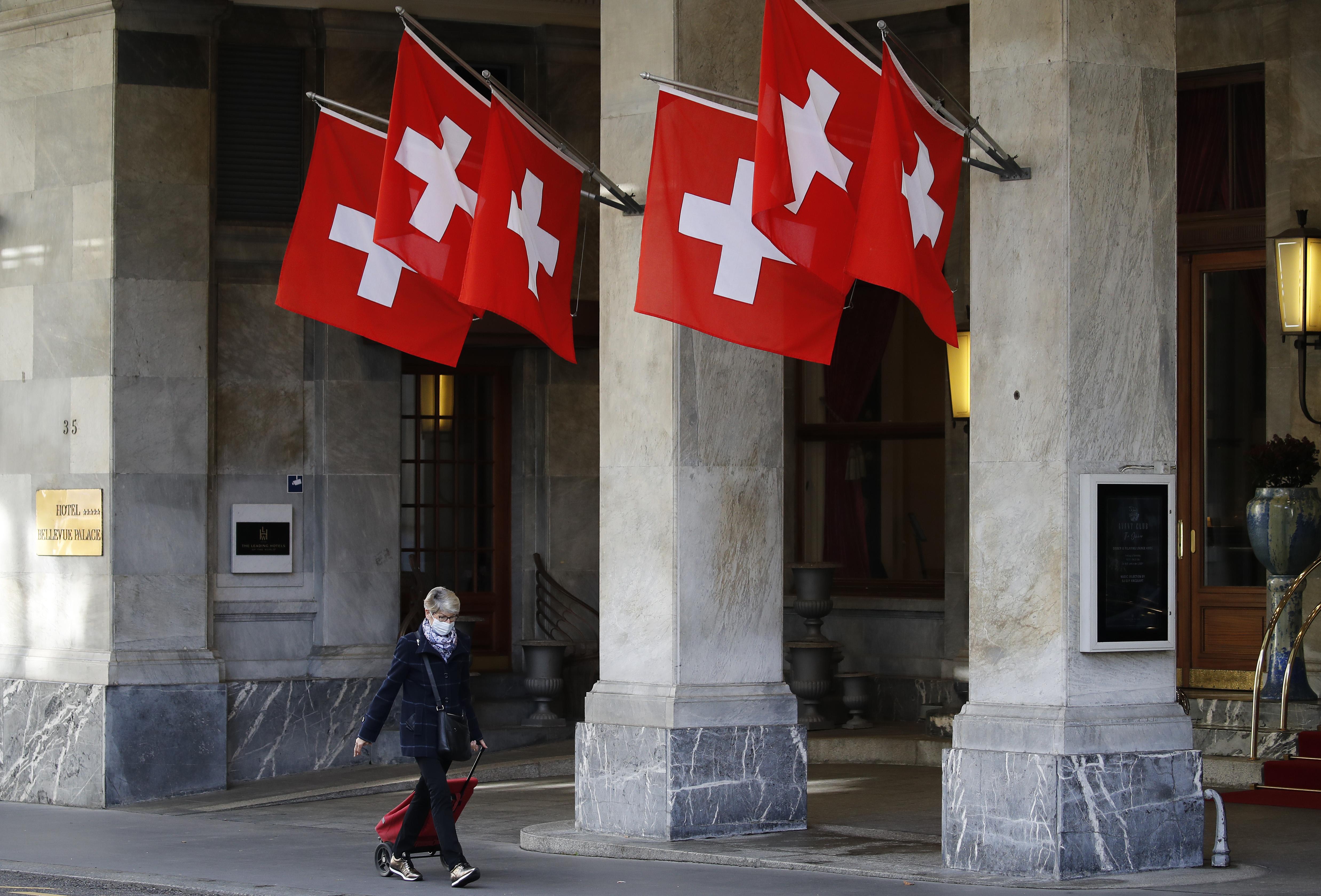 Nem minden halál katasztrófa – mondta egy svájci politikus egy tévés vitában