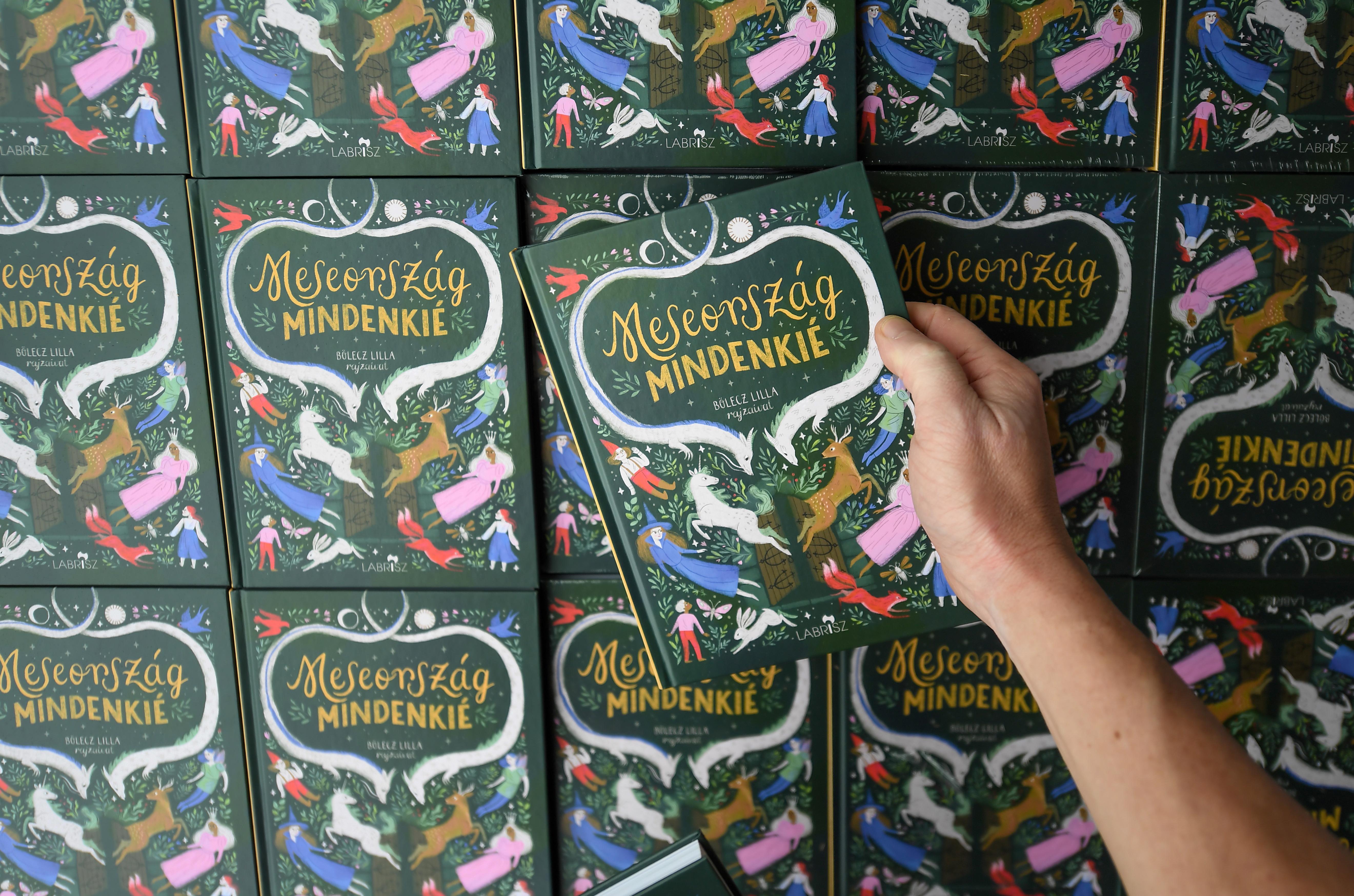 A budapesti kormányhivatal szerint tisztességtelen gyakorlat volt mesekönyvként árulni a Meseország Mindenkié című könyvet
