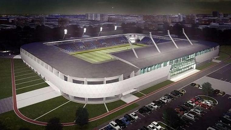 A kormány 19 milliárdra emelte a nyíregyházi stadion keretét
