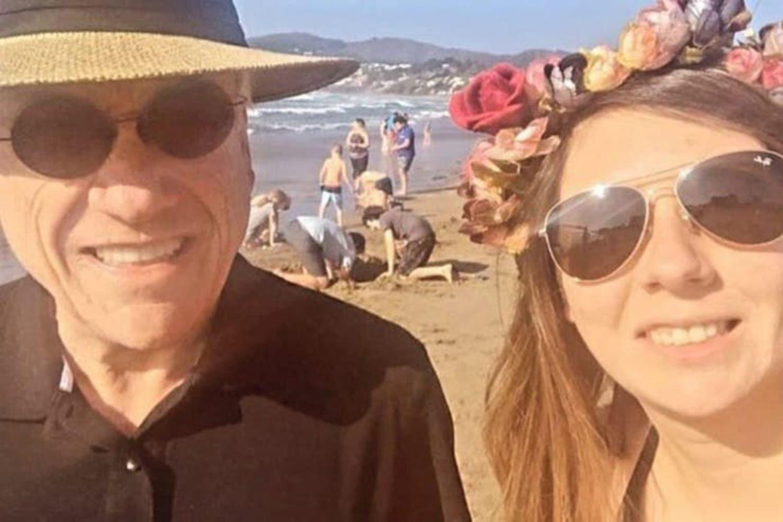 Ezért a szelfiért büntették meg 3500 dollárra a chilei köztársasági elnököt