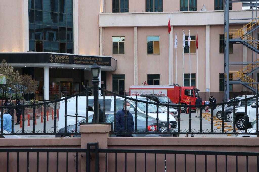 Felrobbant a lélegeztetőgép a török kórházban, kilenc halott