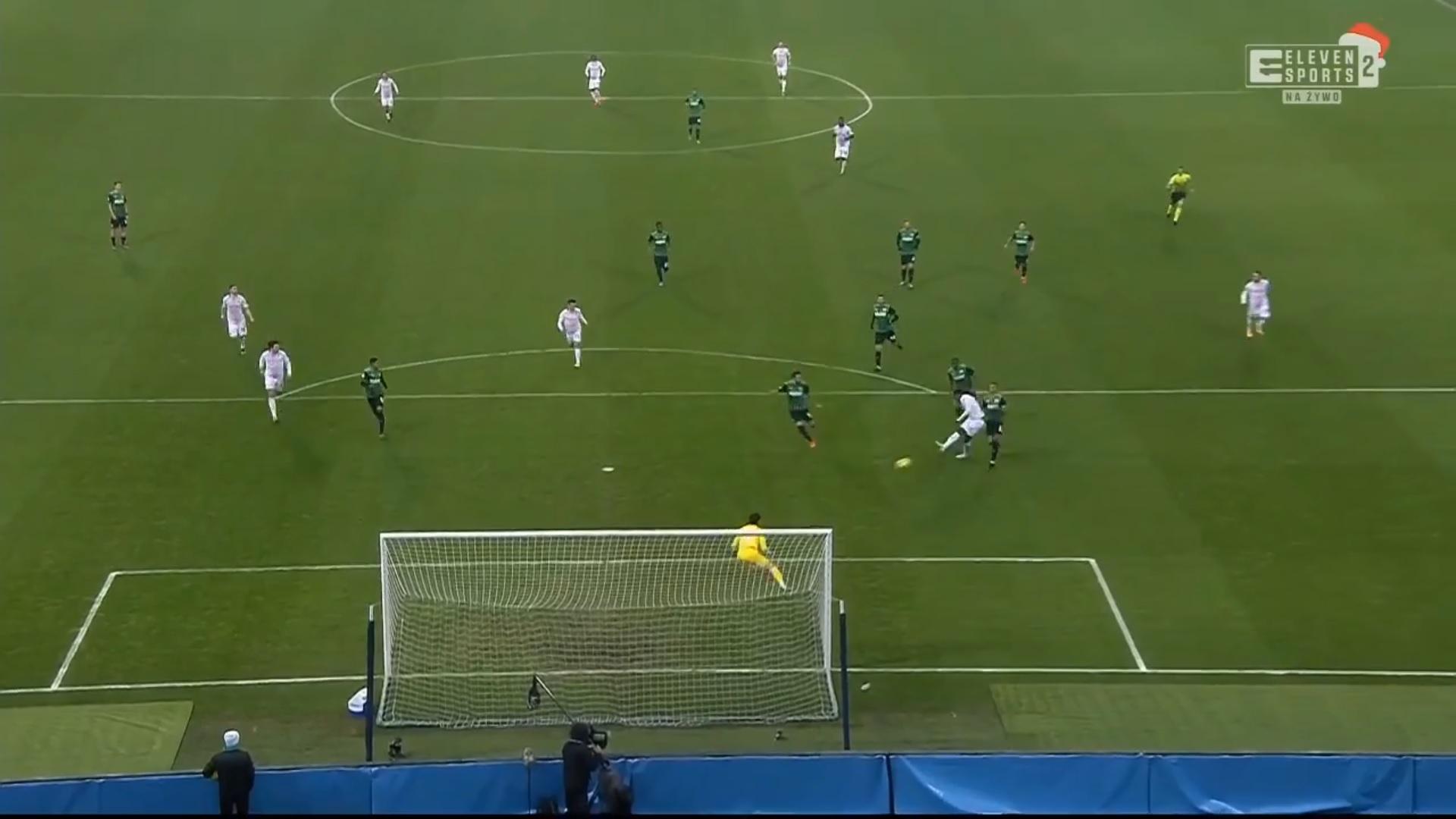 A kezdő sípszó után 7 másodperccel gólt szerzett a Milan