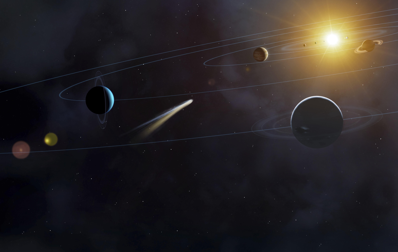 Két bolygó együttállása miatt karácsonyi csillag lesz az égen